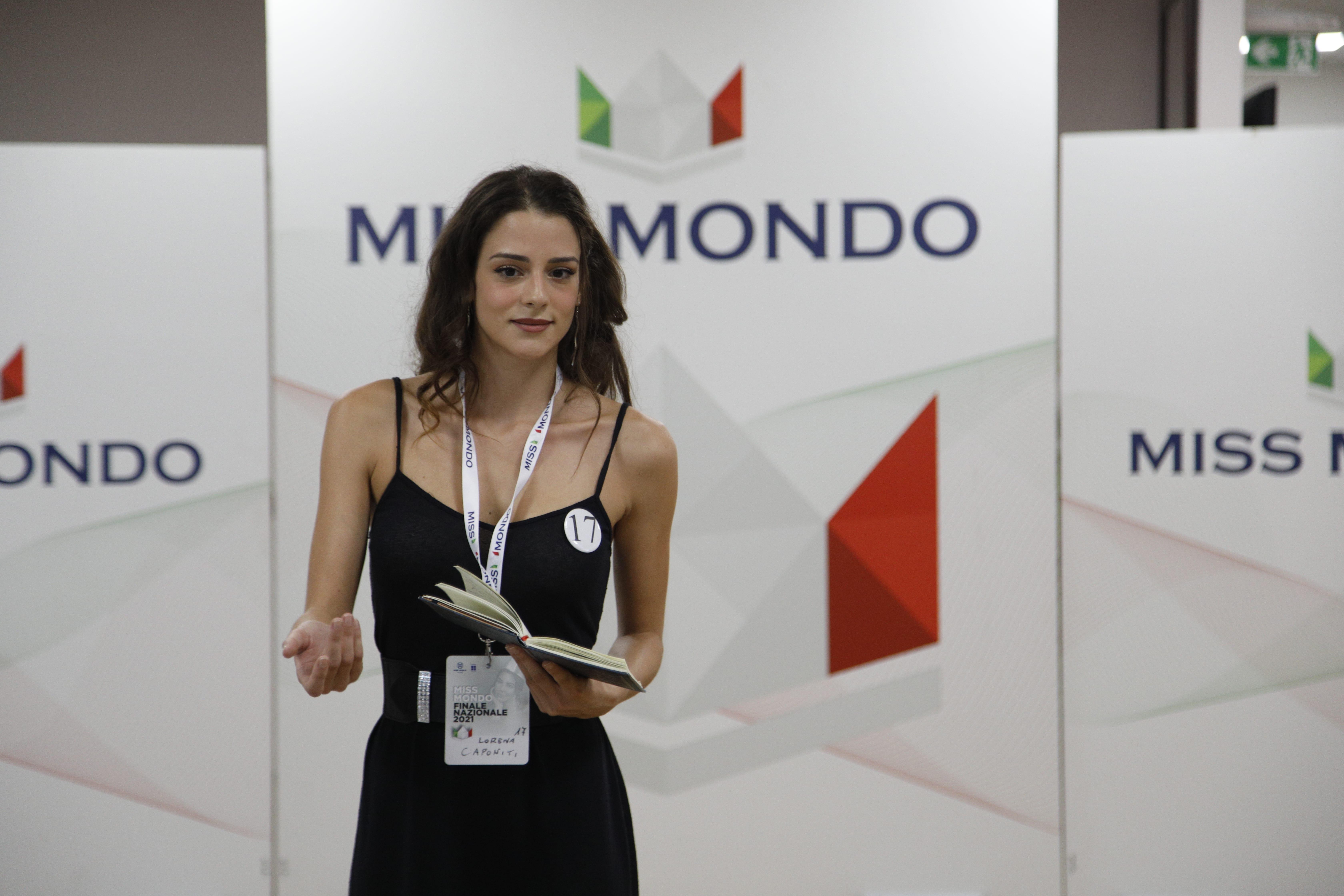 Finale nazione Miss Mondo Italia 2021 Audizione Talent 1 - 23