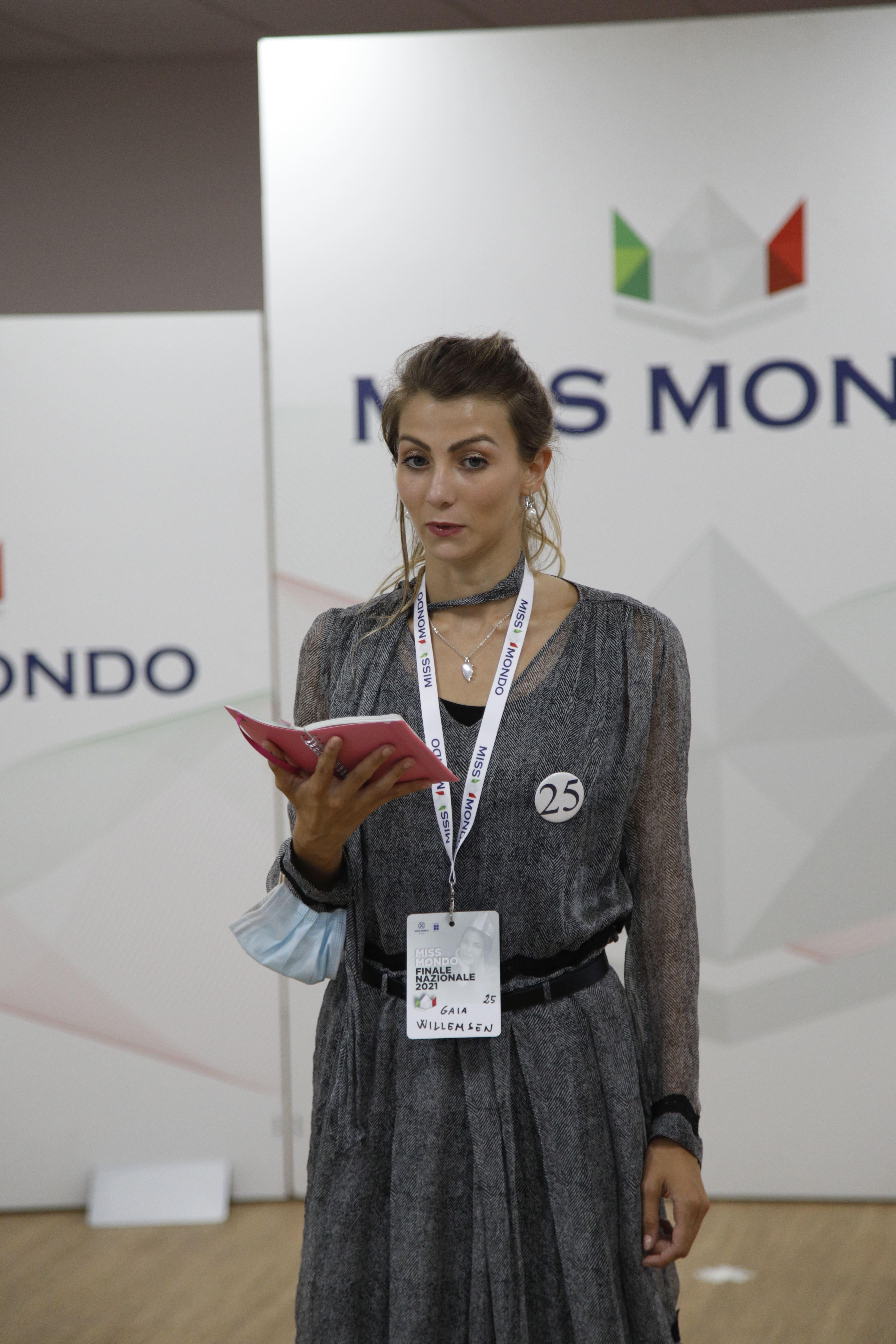 Finale nazione Miss Mondo Italia 2021 Audizione Talent 1 - 25