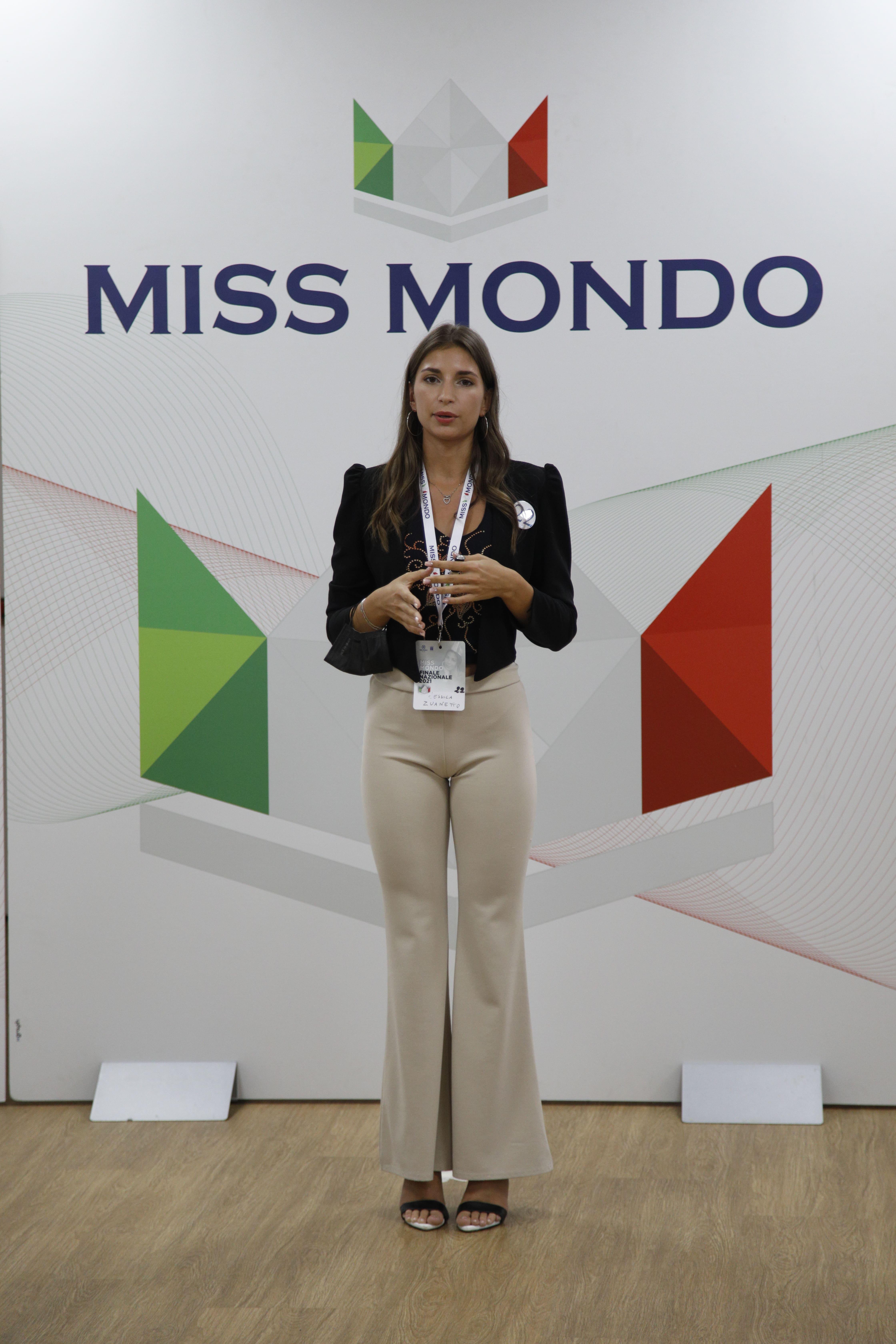 Finale nazione Miss Mondo Italia 2021 Audizione Talent 1 - 26