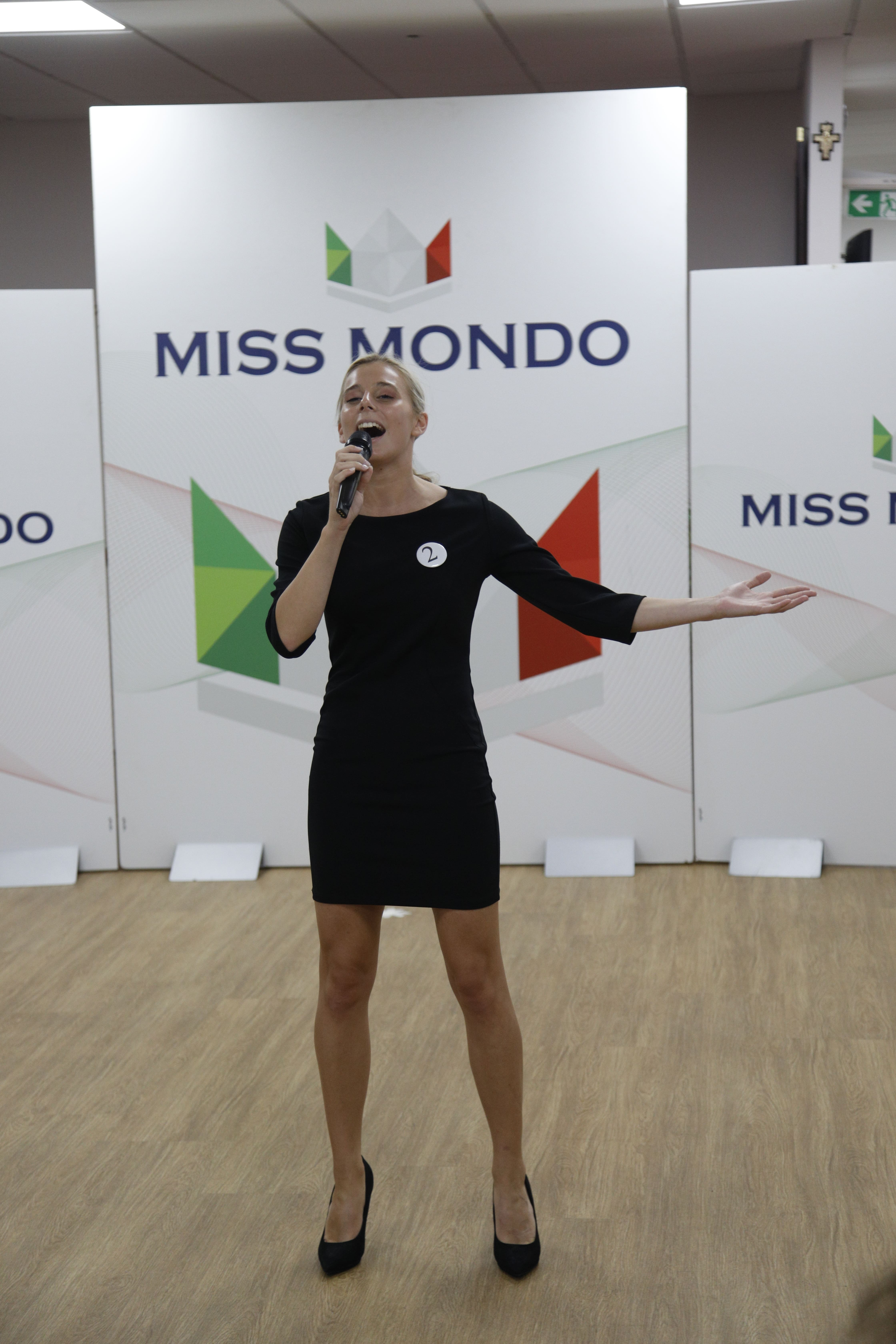 Finale nazione Miss Mondo Italia 2021 Audizione Talent 1 - 27