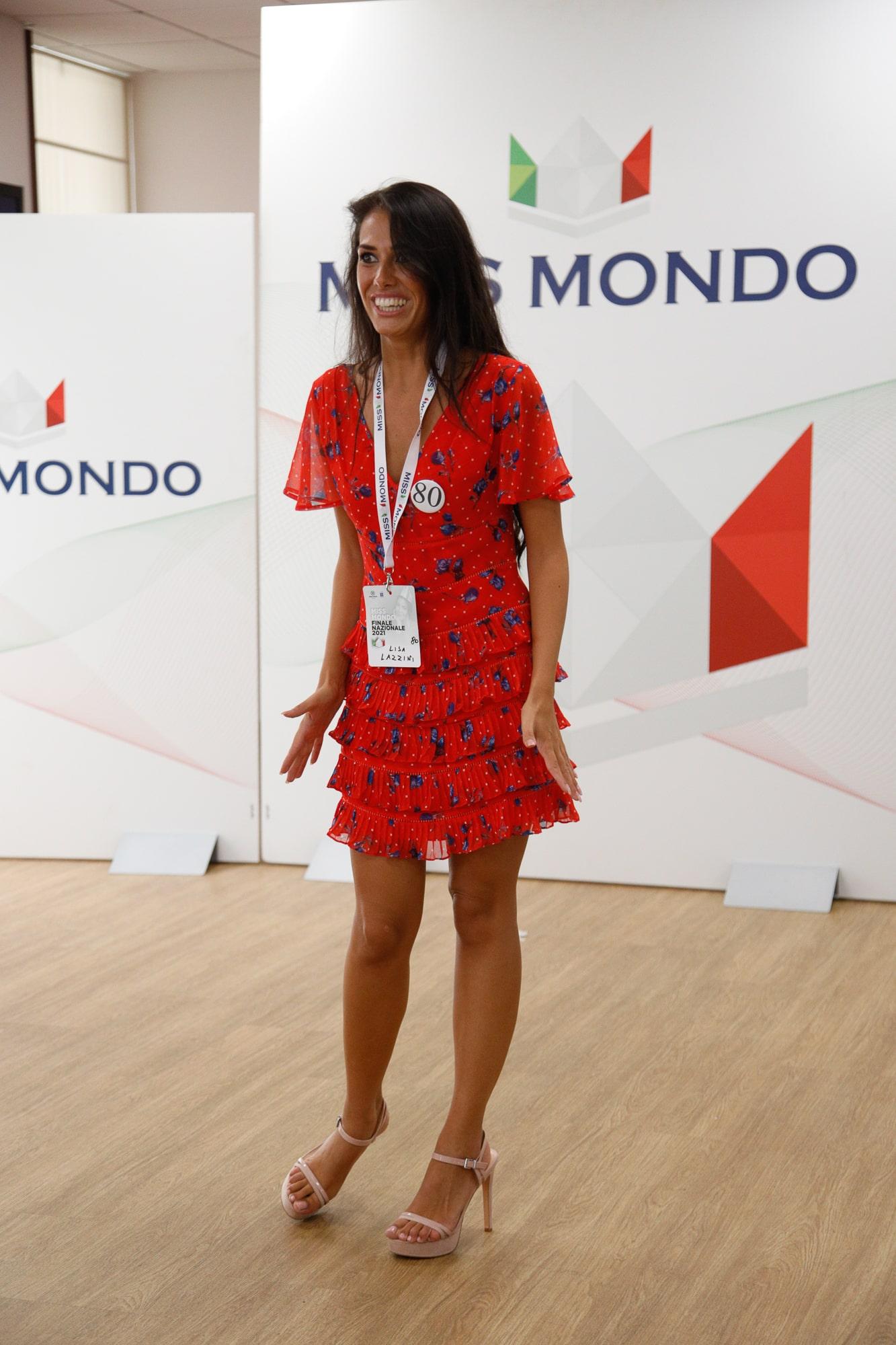 Finale nazione Miss Mondo Italia 2021 Audizione Talent 3 - 1