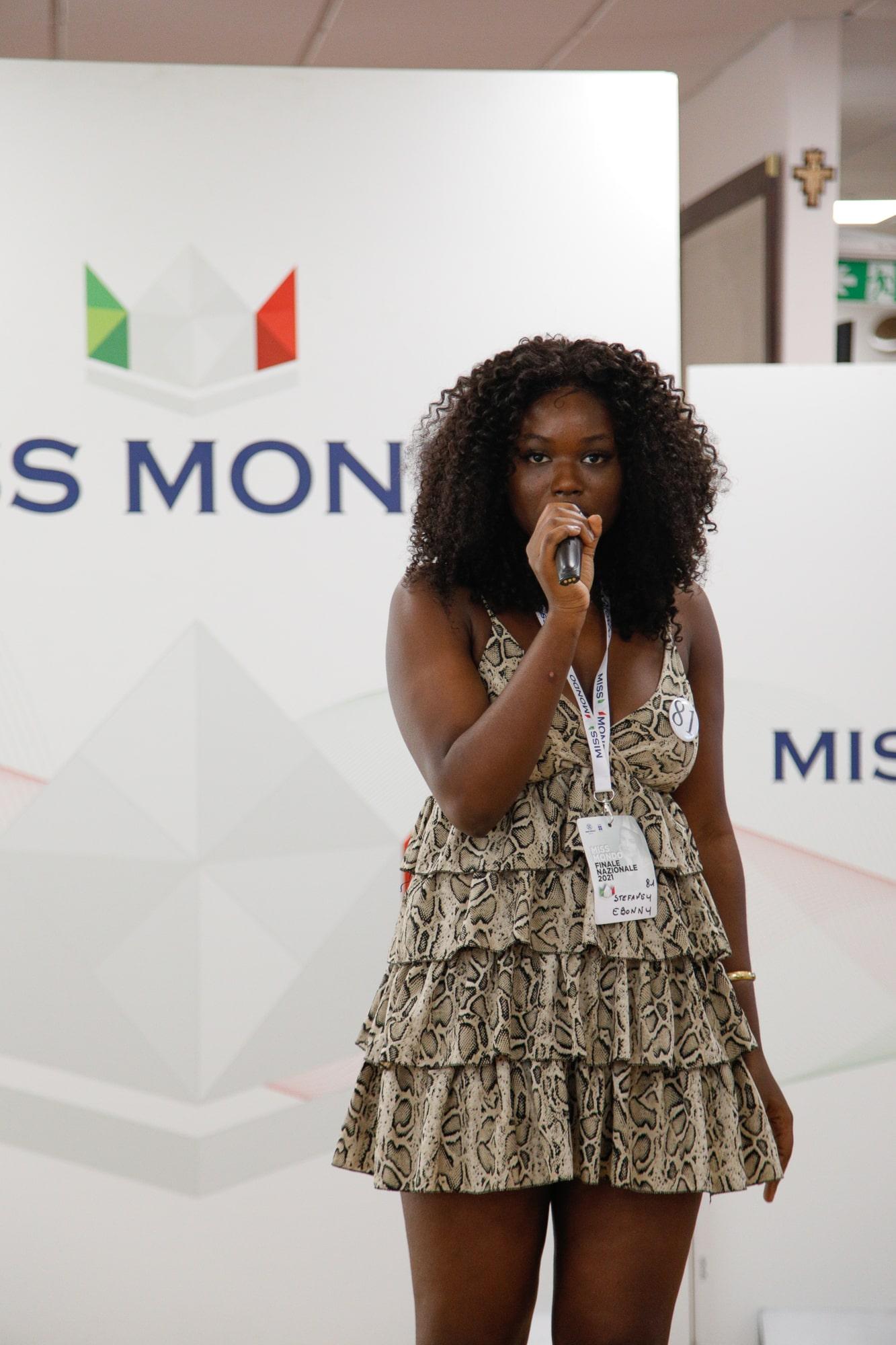 Finale nazione Miss Mondo Italia 2021 Audizione Talent 3 - 10