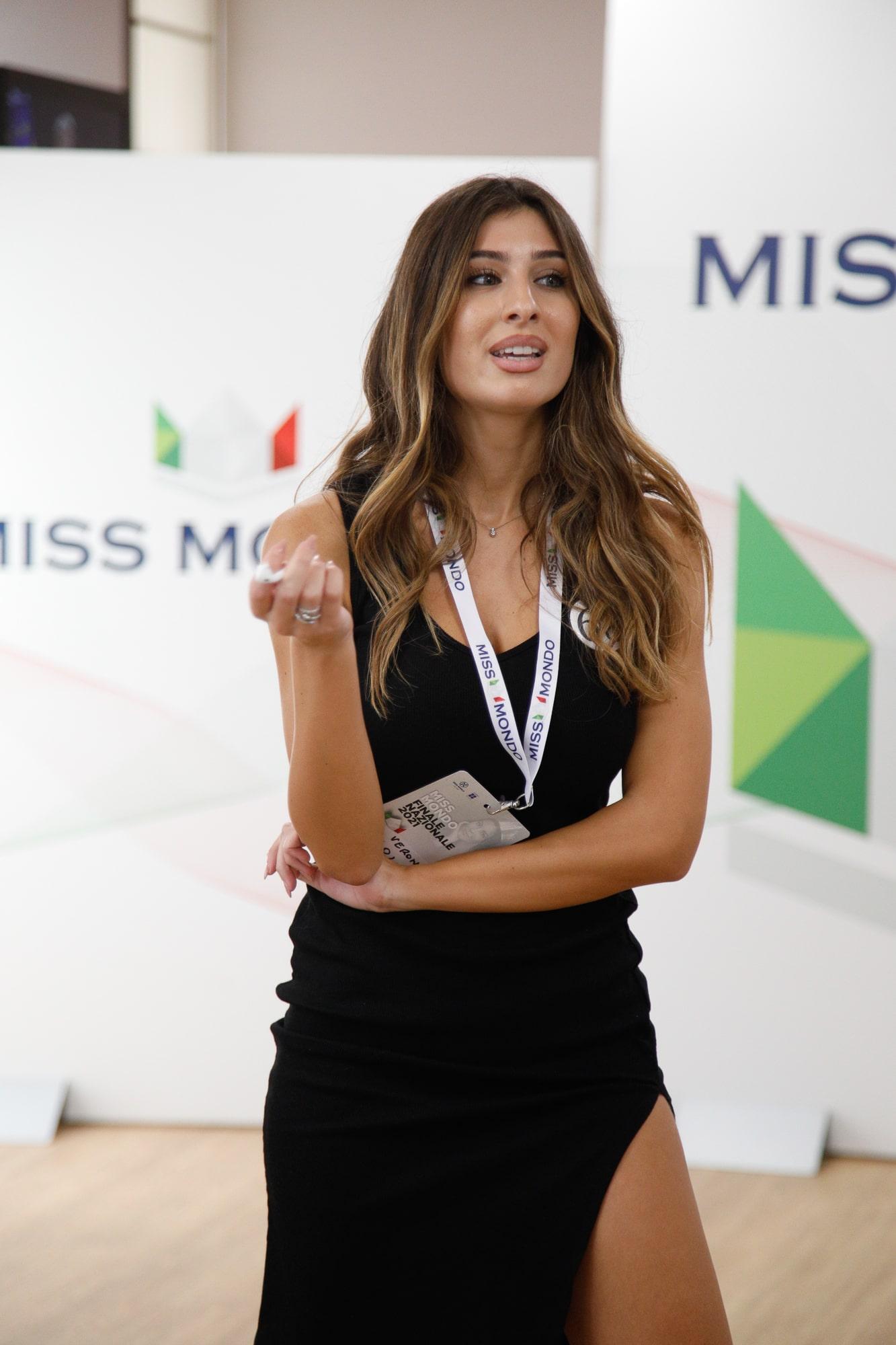 Finale nazione Miss Mondo Italia 2021 Audizione Talent 3 - 11