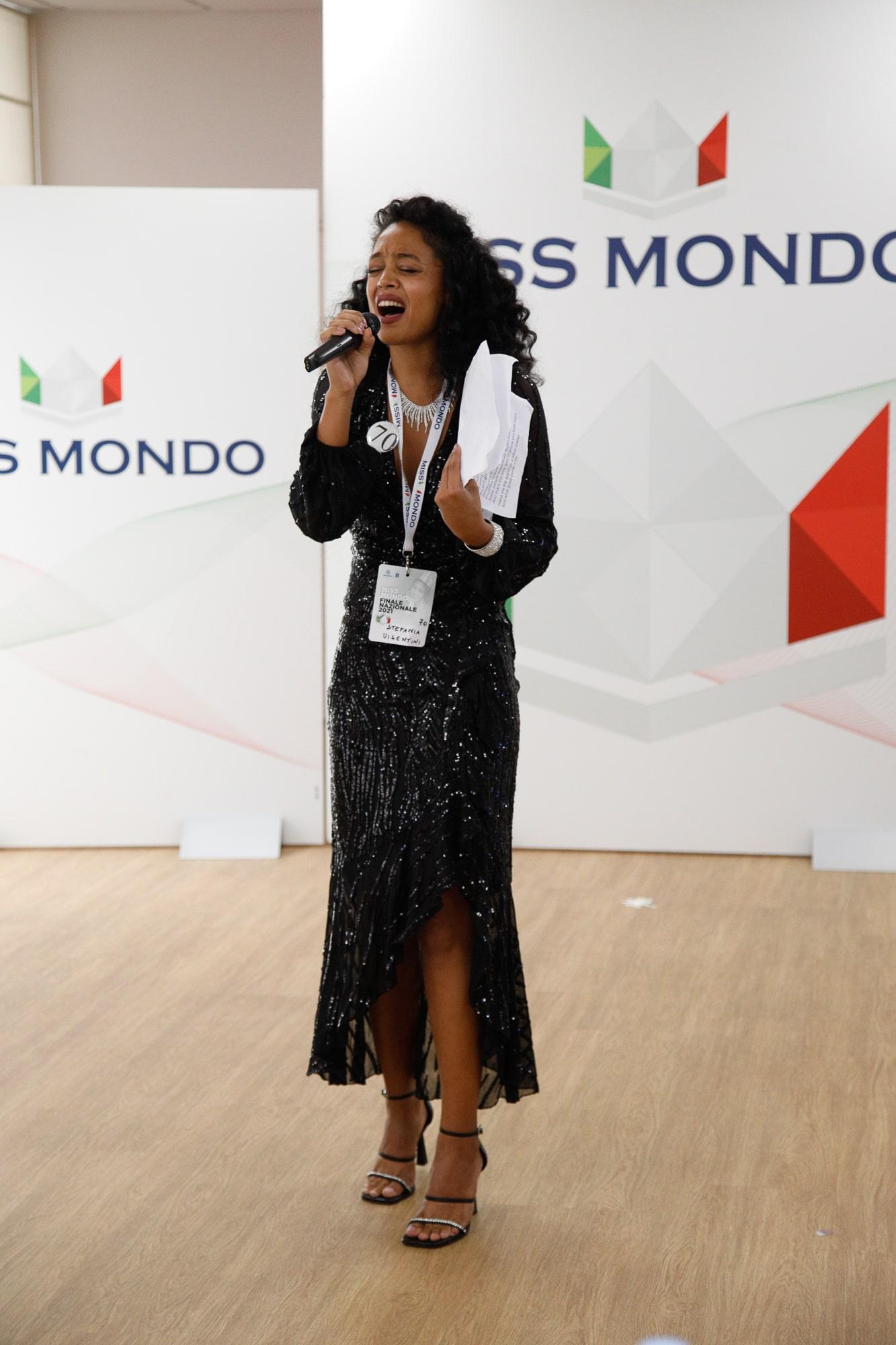 Finale nazione Miss Mondo Italia 2021 Audizione Talent 3 - 15