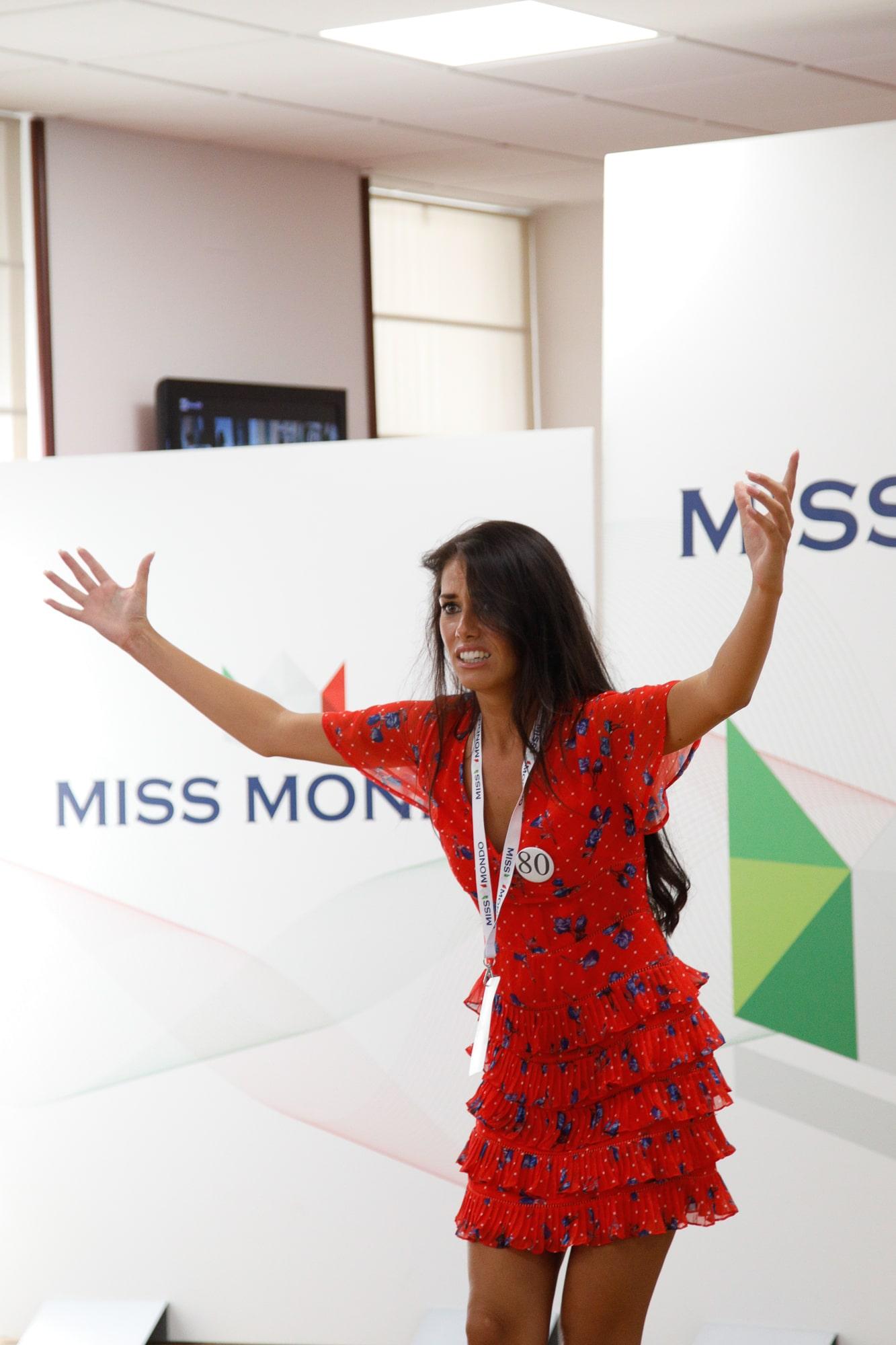 Finale nazione Miss Mondo Italia 2021 Audizione Talent 3 - 2