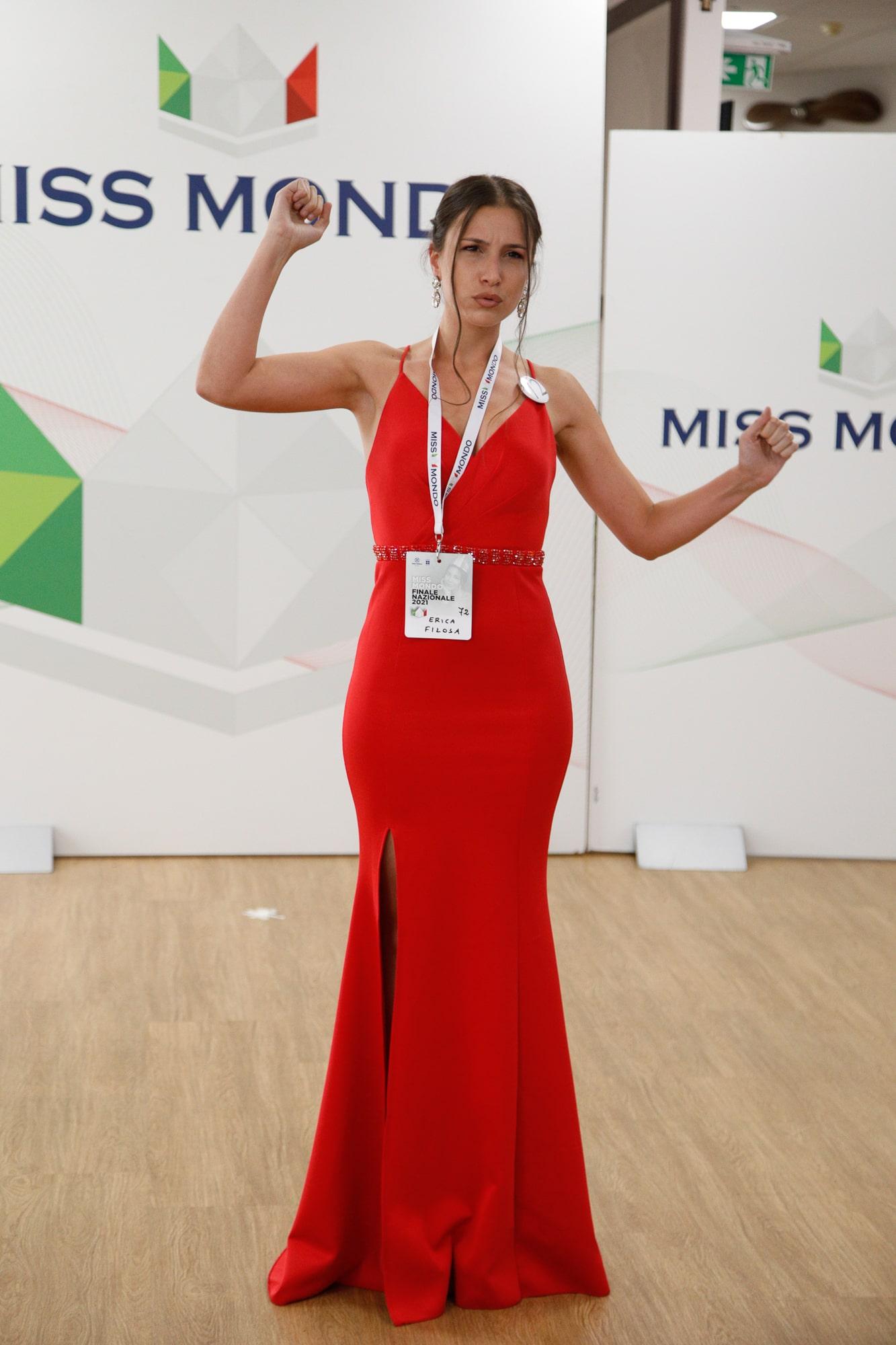 Finale nazione Miss Mondo Italia 2021 Audizione Talent 3 - 20