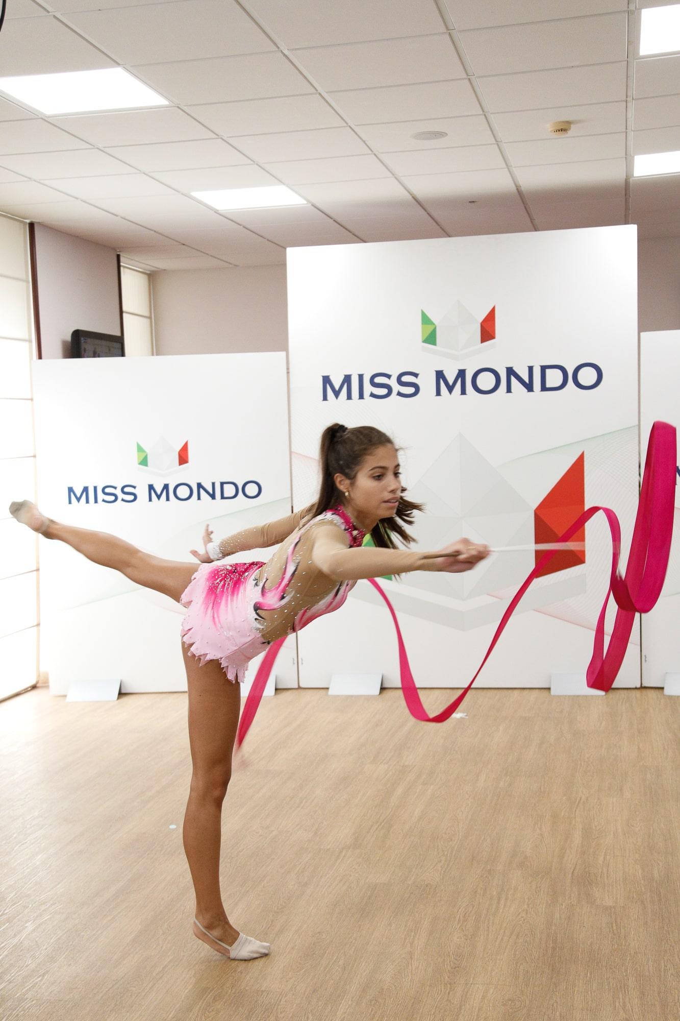 Finale nazione Miss Mondo Italia 2021 Audizione Talent 3 - 22