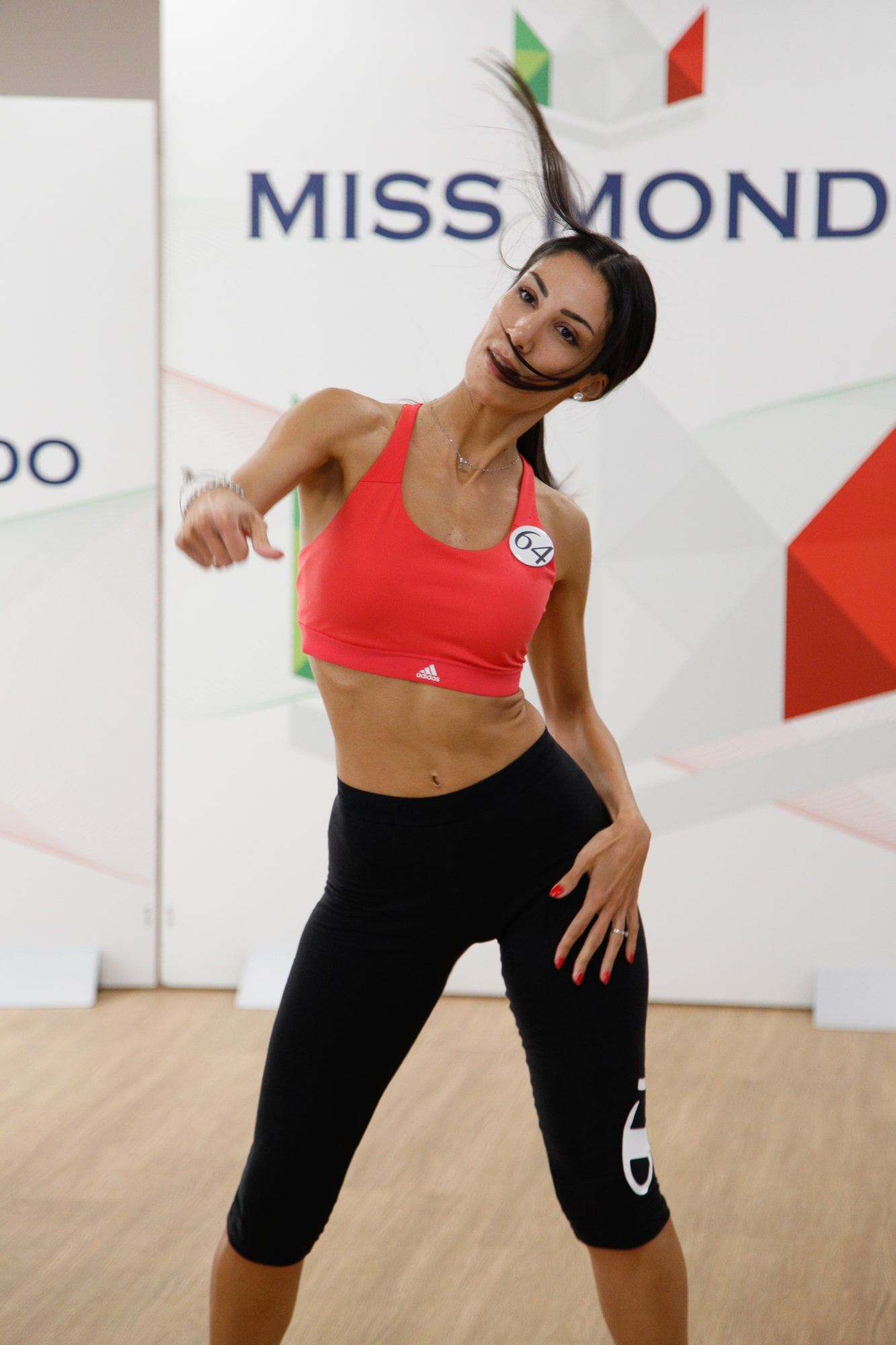 Finale nazione Miss Mondo Italia 2021 Audizione Talent 3 - 24