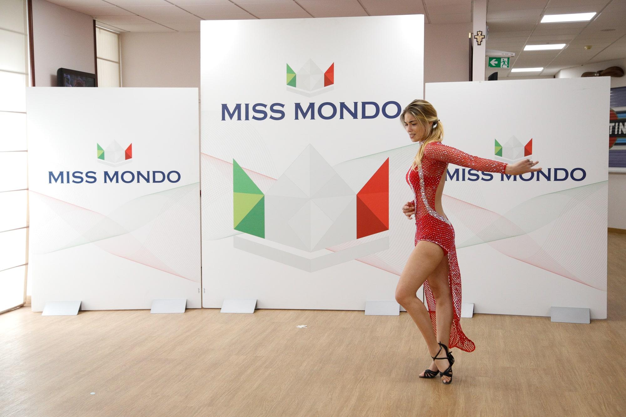 Finale nazione Miss Mondo Italia 2021 Audizione Talent 3 - 25