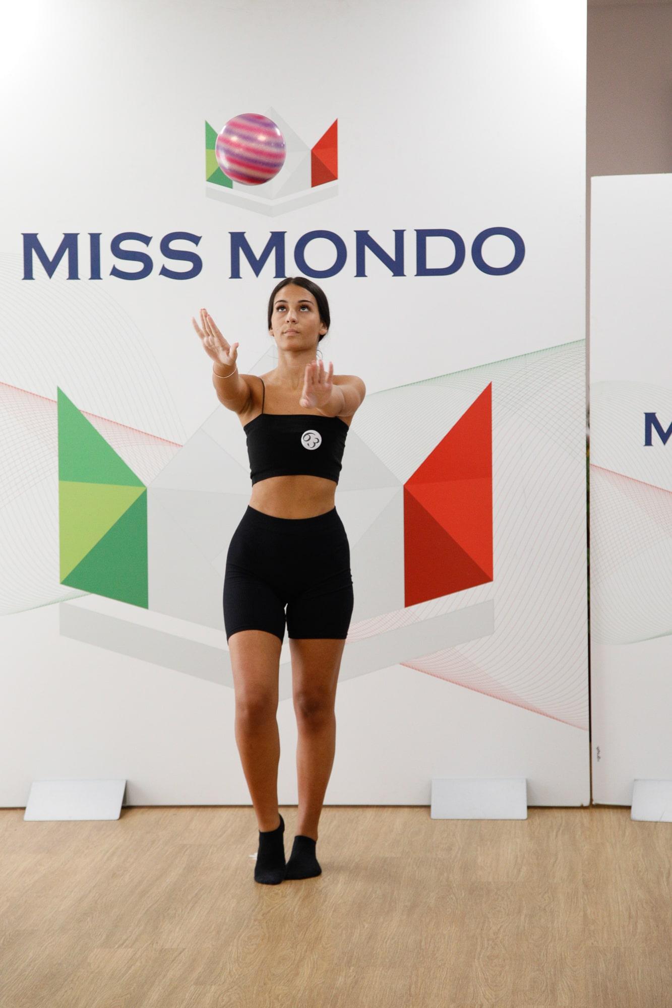 Finale nazione Miss Mondo Italia 2021 Audizione Talent 3 - 29