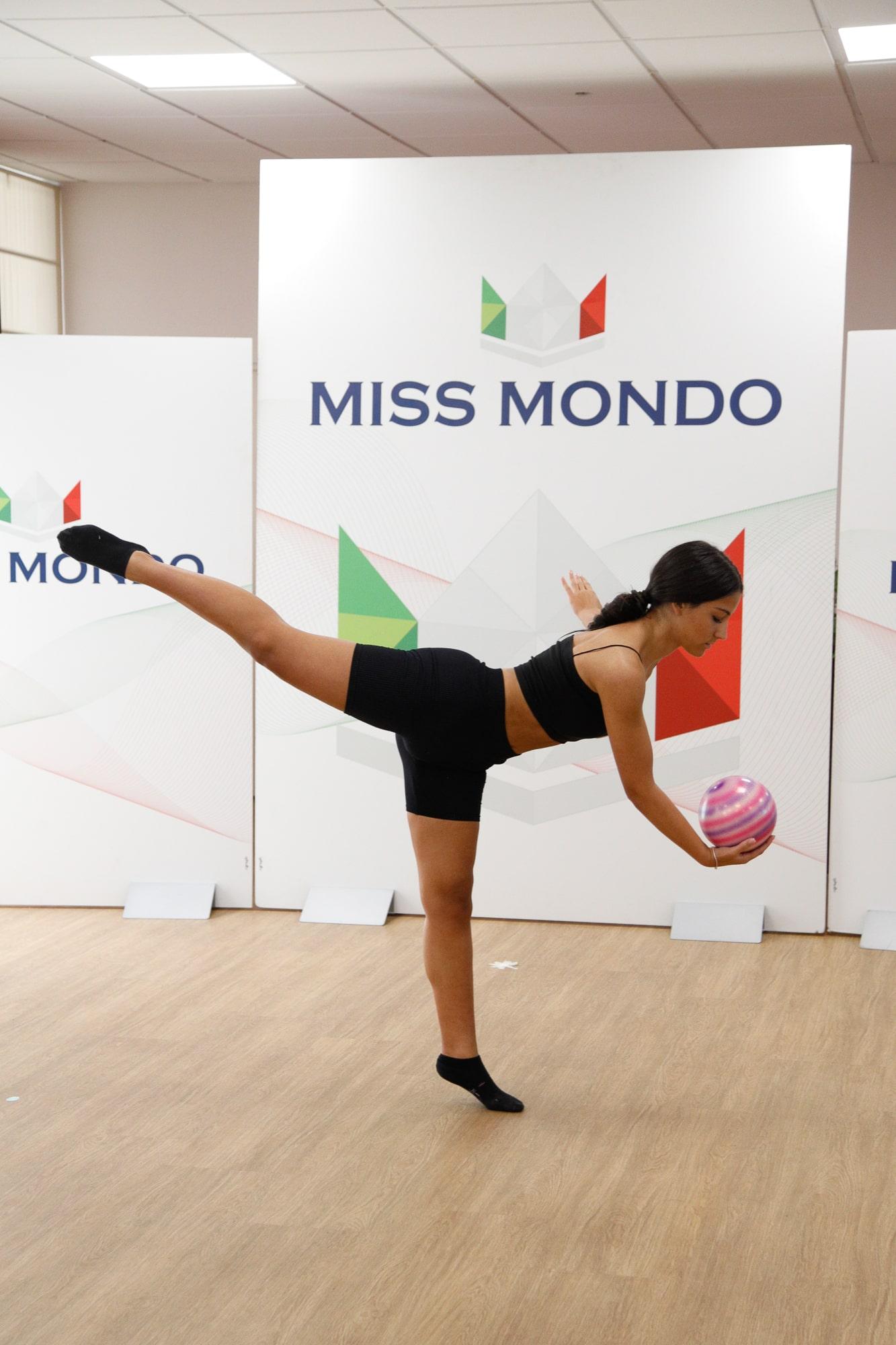 Finale nazione Miss Mondo Italia 2021 Audizione Talent 3 - 30