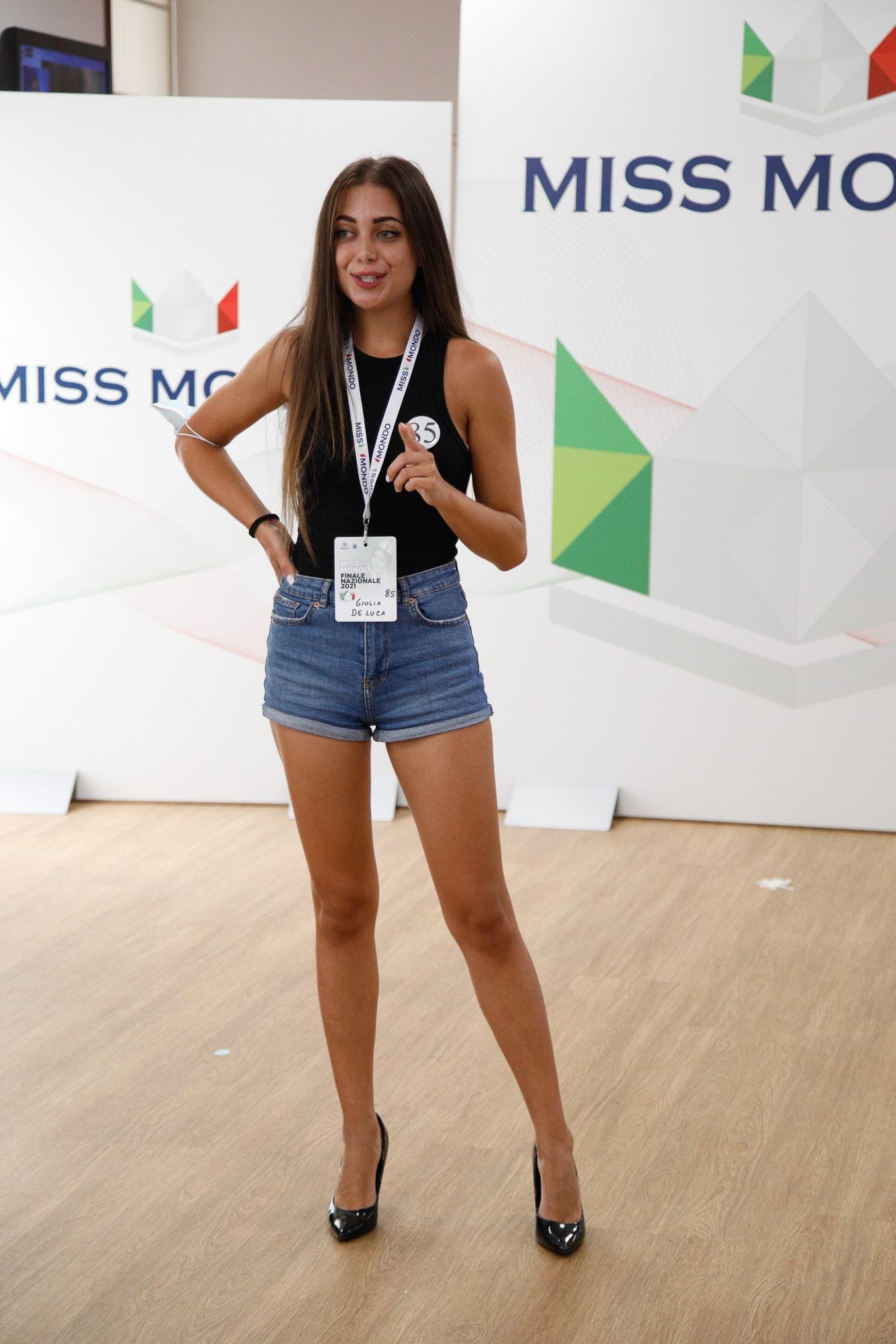Finale nazione Miss Mondo Italia 2021 Audizione Talent 3 - 32
