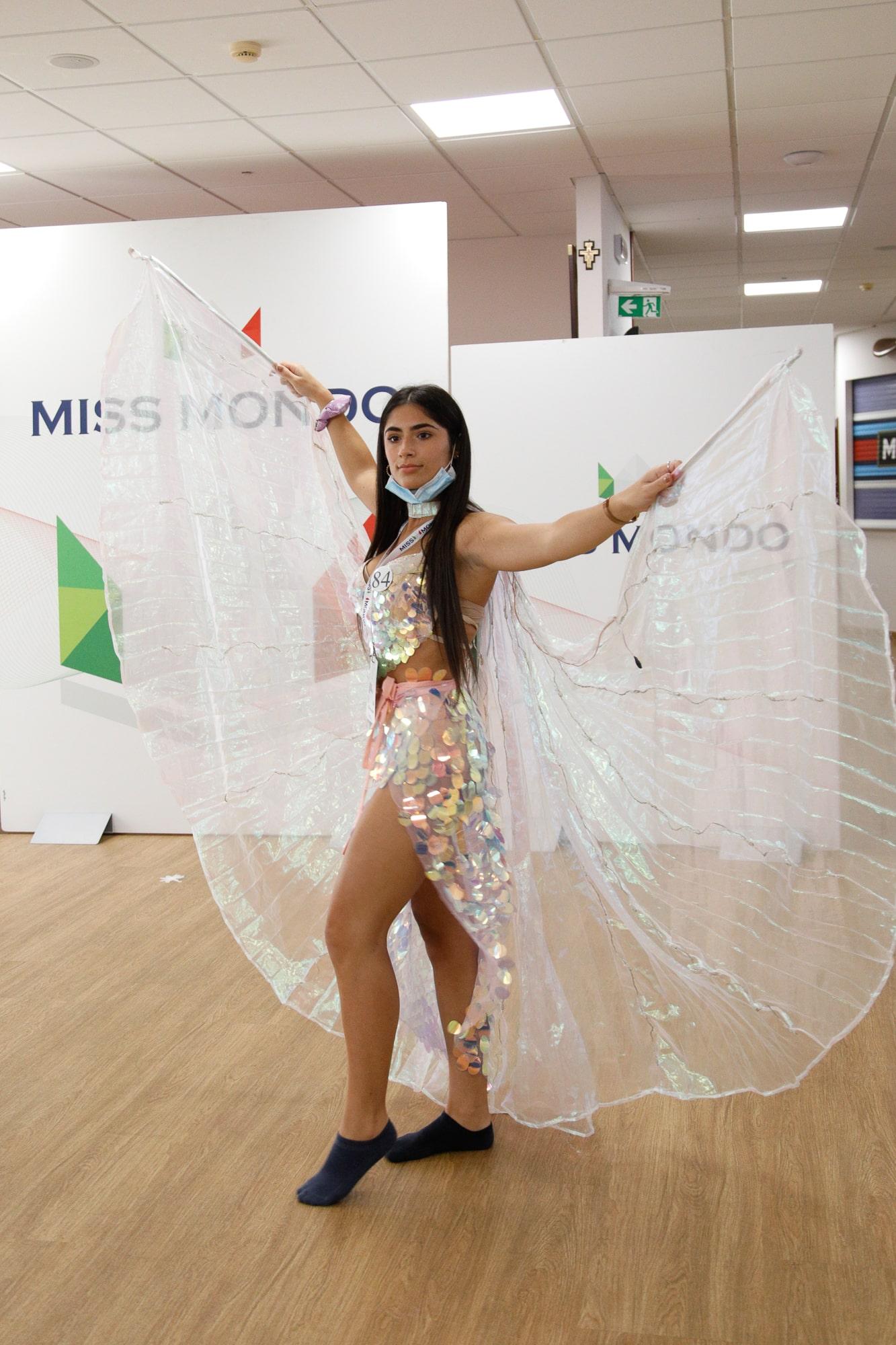 Finale nazione Miss Mondo Italia 2021 Audizione Talent 3 - 4