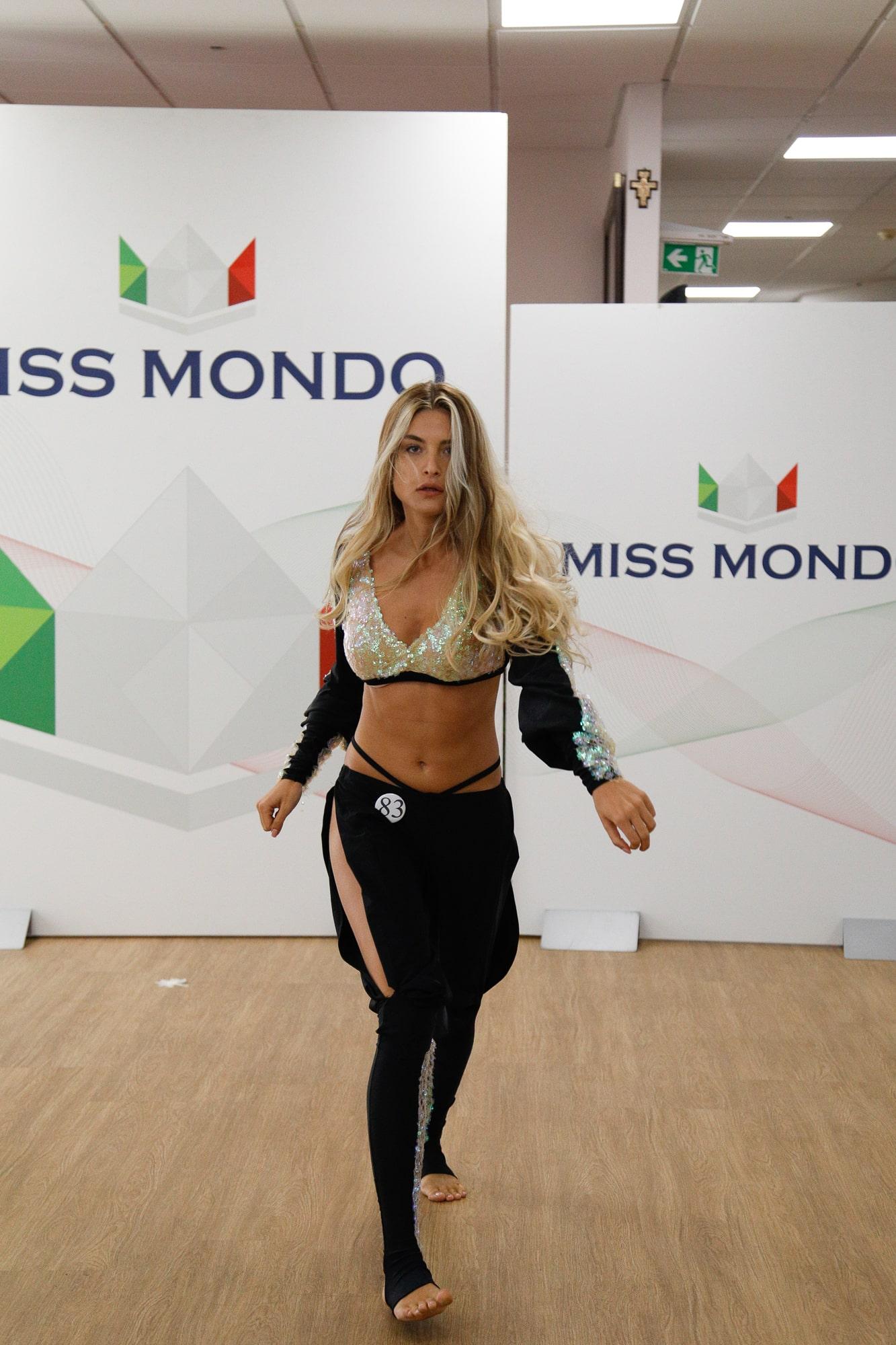 Finale nazione Miss Mondo Italia 2021 Audizione Talent 3 - 44