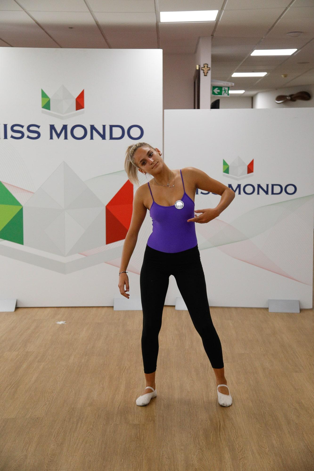 Finale nazione Miss Mondo Italia 2021 Audizione Talent 3 - 45