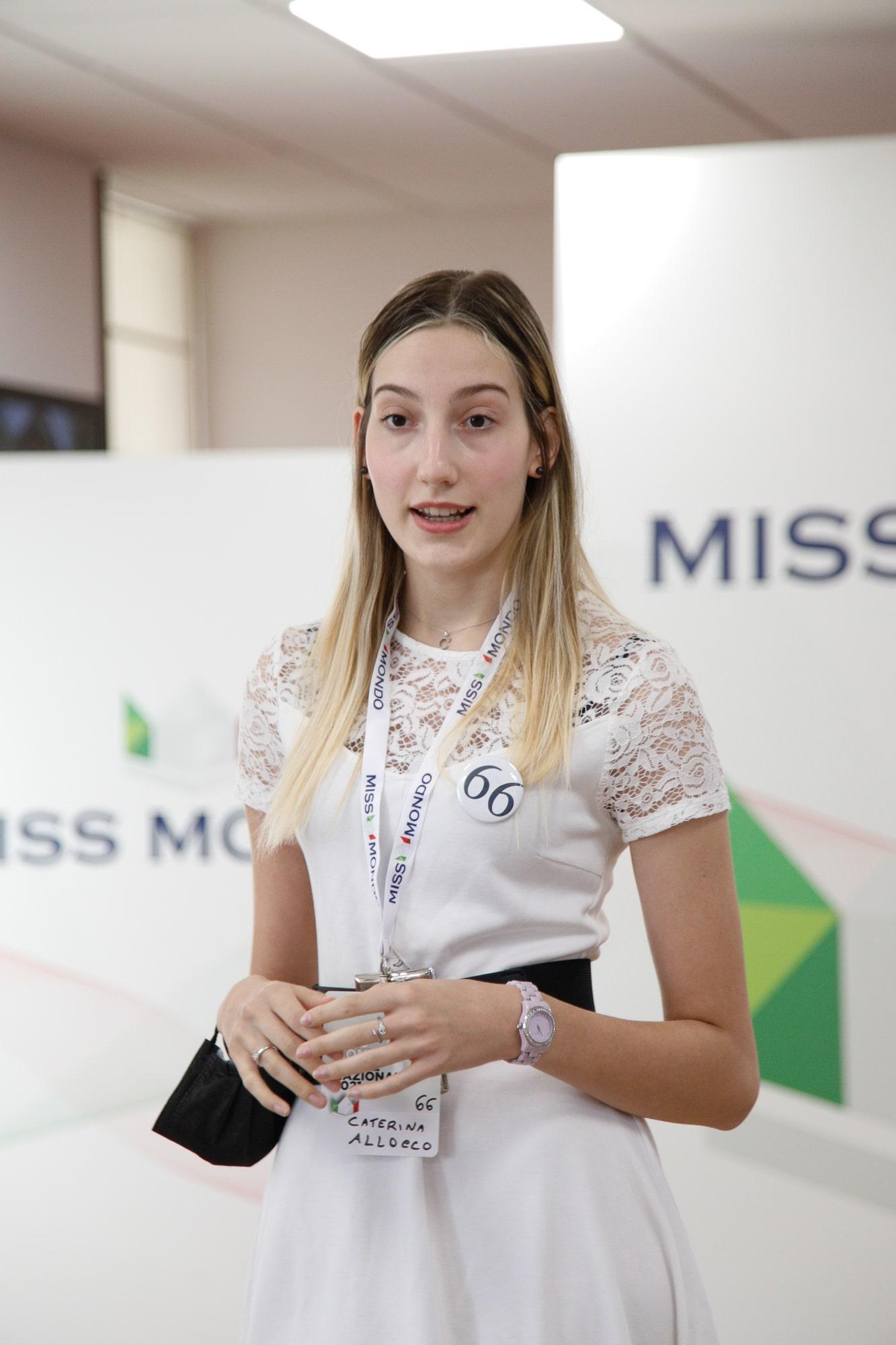 Finale nazione Miss Mondo Italia 2021 Audizione Talent 3 - 6