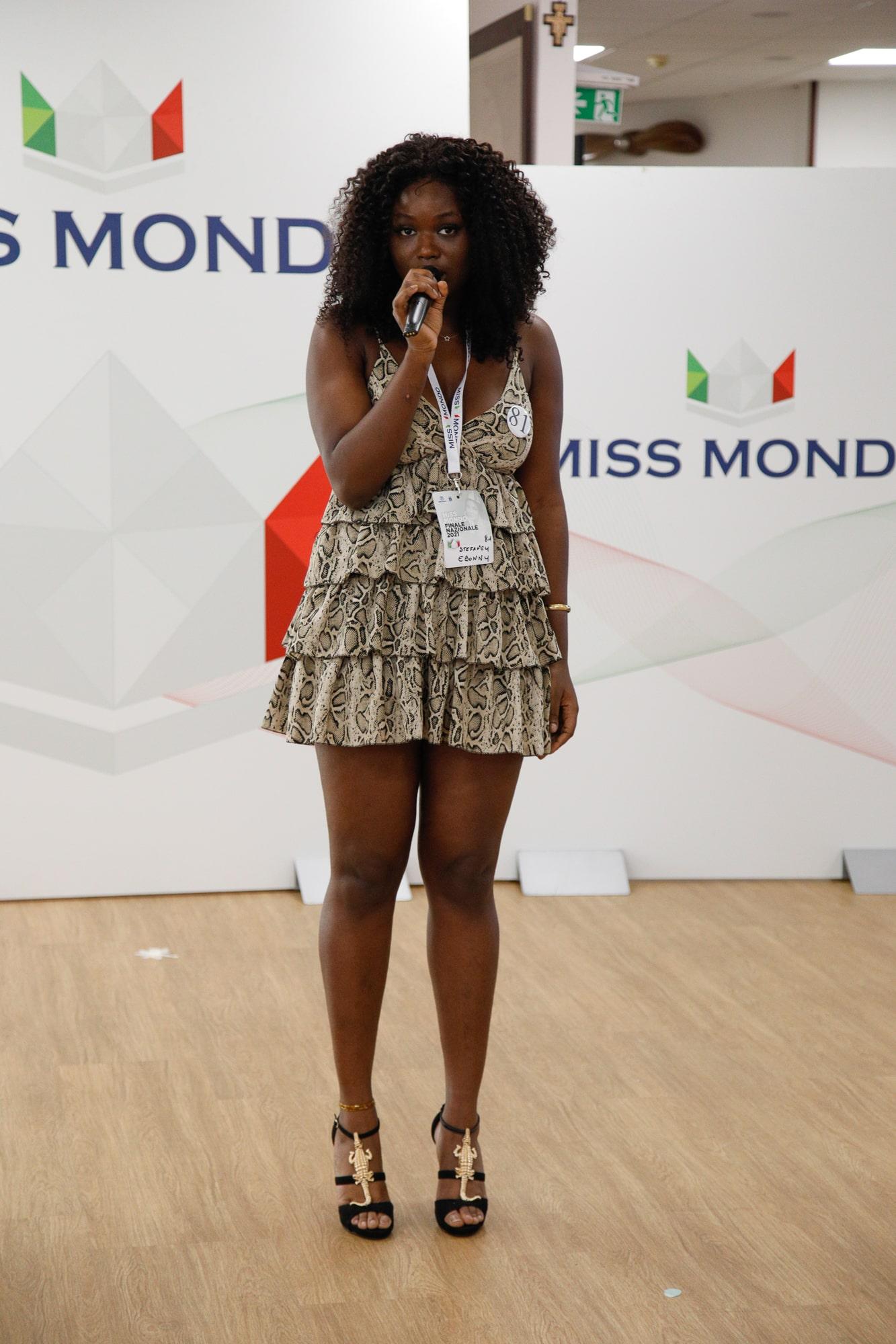 Finale nazione Miss Mondo Italia 2021 Audizione Talent 3 - 9