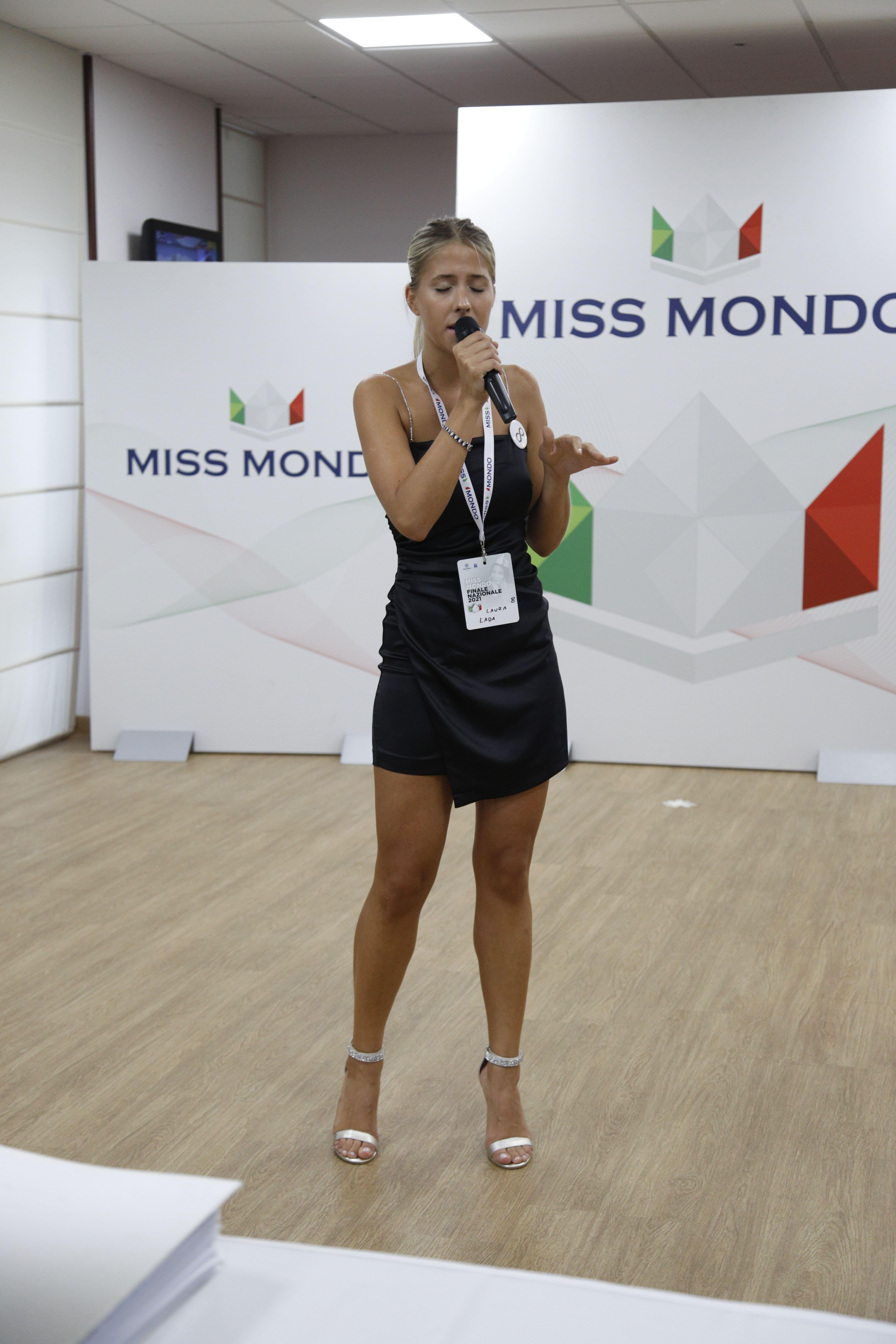 Finale nazione Miss Mondo Italia 2021 Audizione Talent 1 - 36