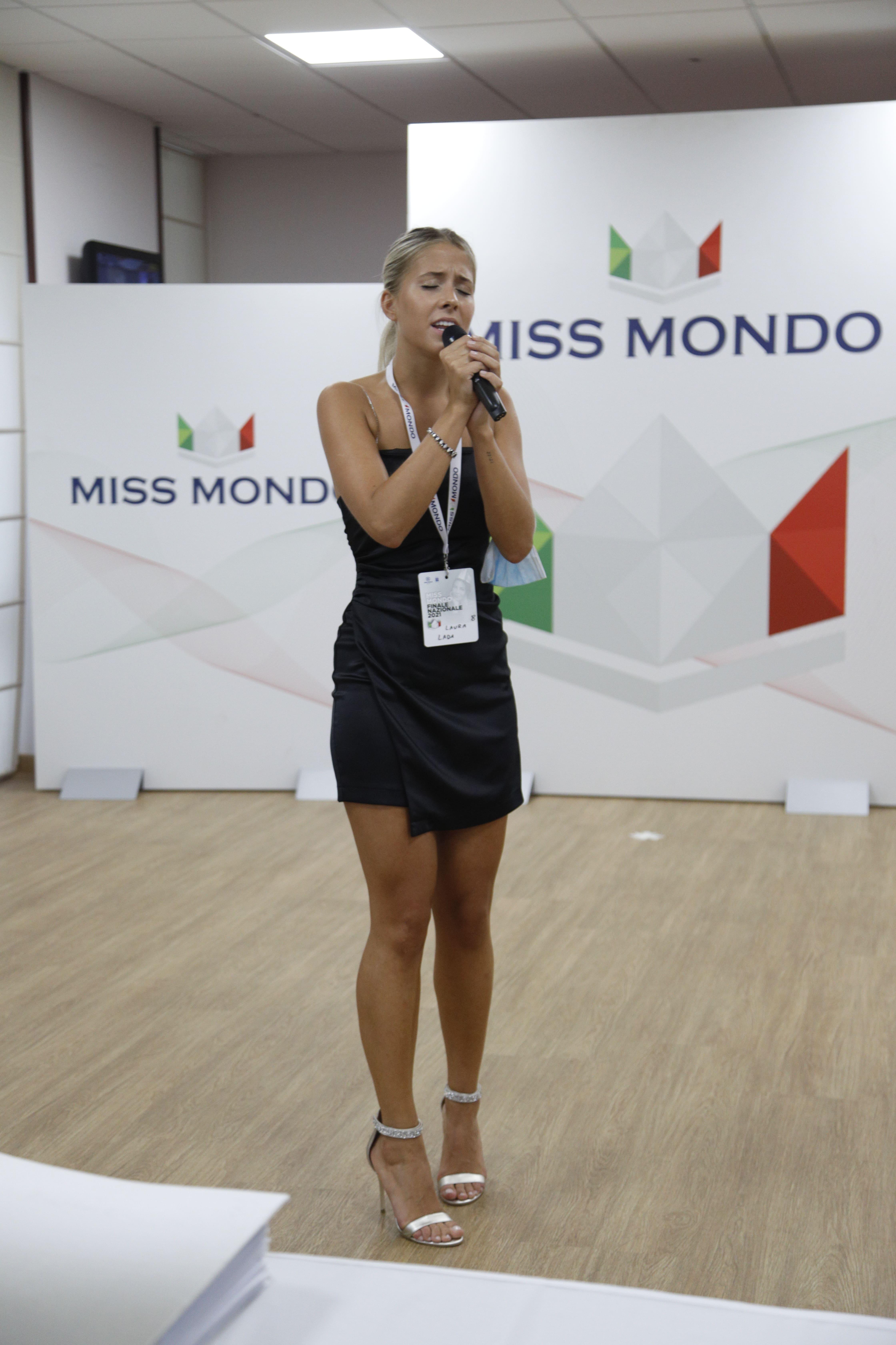 Finale nazione Miss Mondo Italia 2021 Audizione Talent 1 - 37