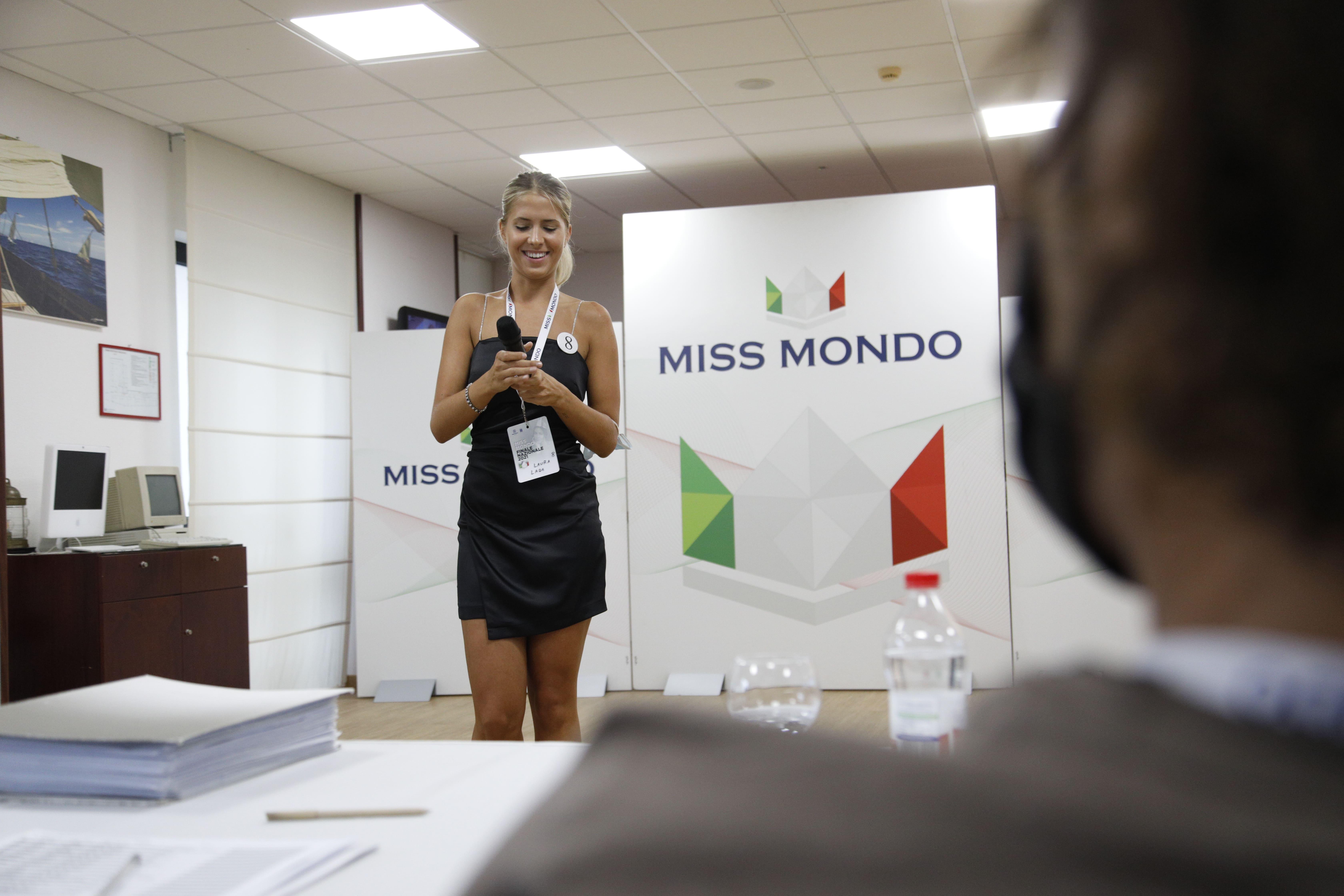 Finale nazione Miss Mondo Italia 2021 Audizione Talent 1 - 38