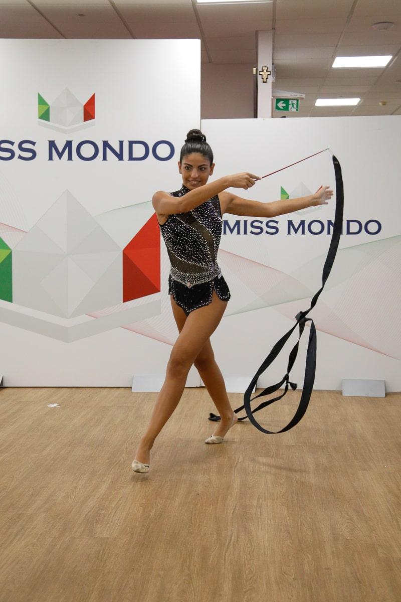 Finale nazione Miss Mondo Italia 2021 Audizione Talent 4 - 7