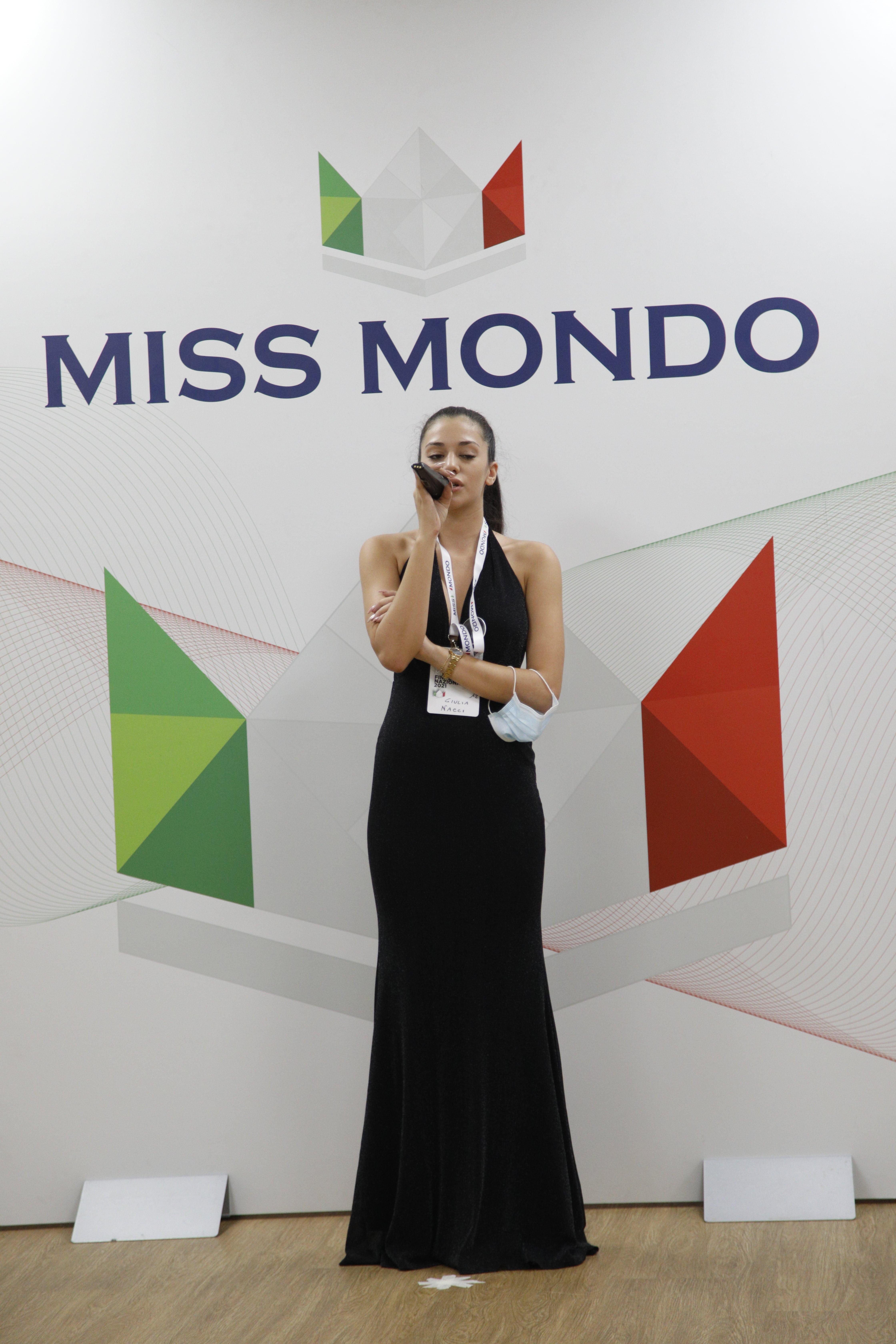 Finale nazione Miss Mondo Italia 2021 Audizione Talent 1 - 40