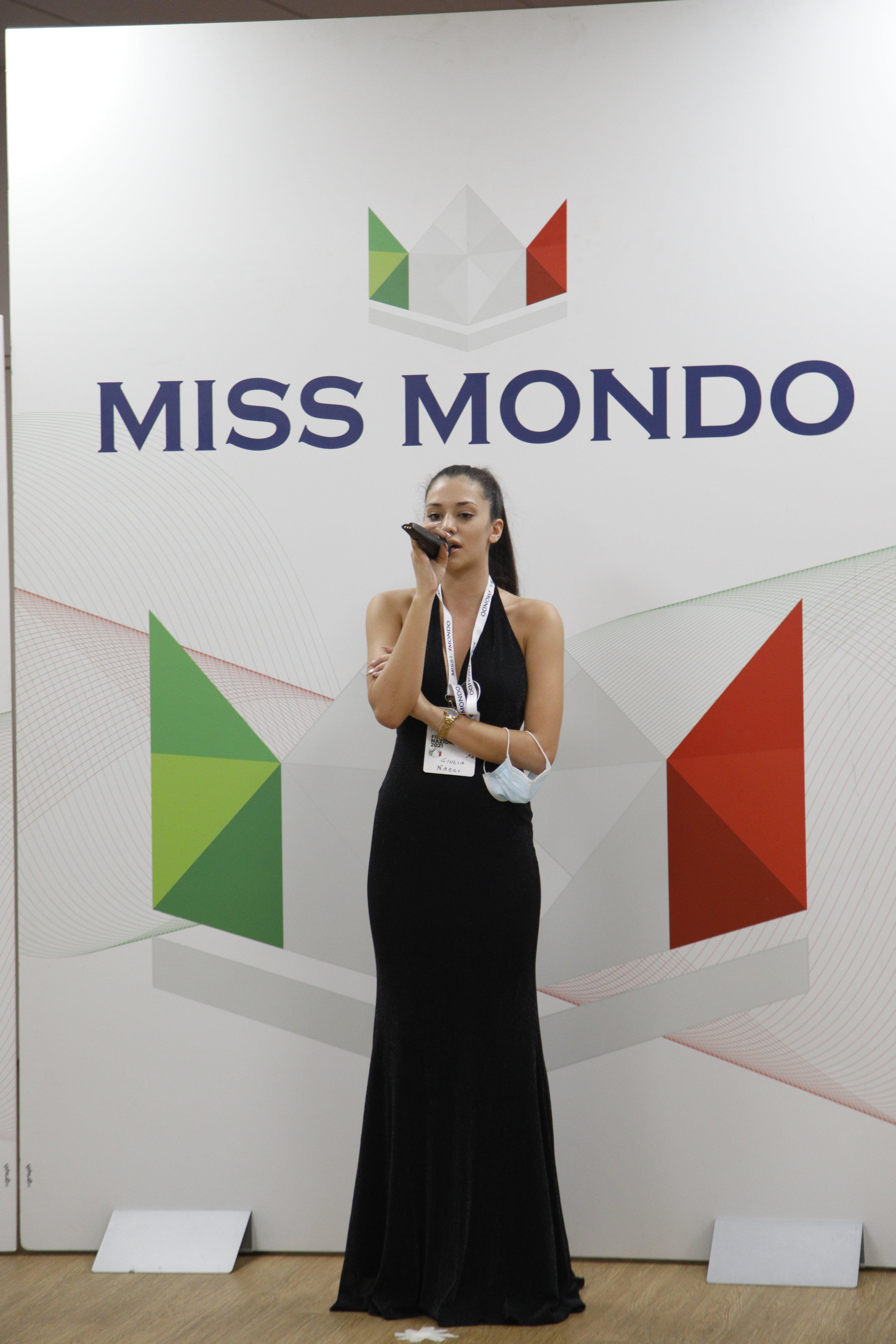 Finale nazione Miss Mondo Italia 2021 Audizione Talent 1 - 41