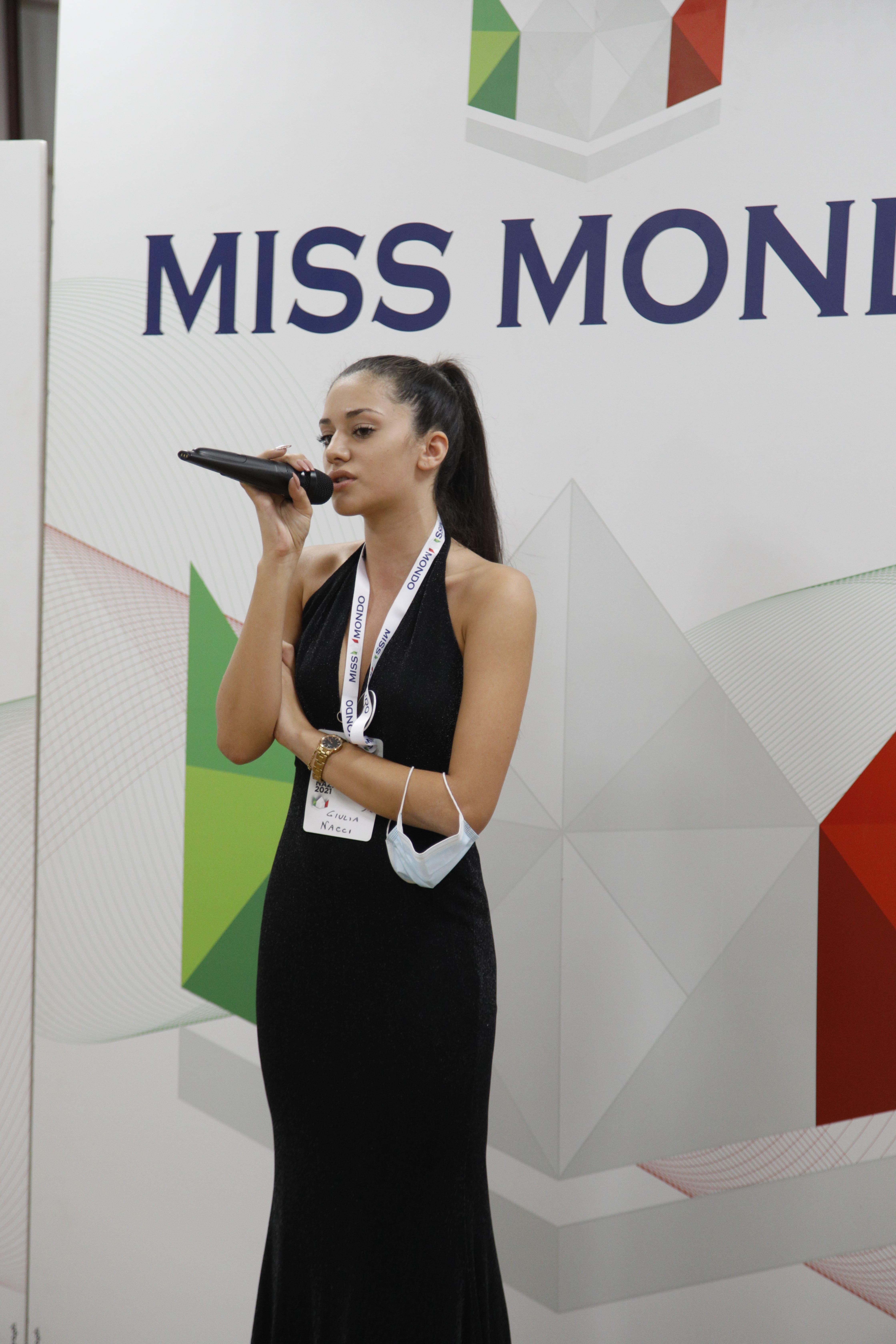 Finale nazione Miss Mondo Italia 2021 Audizione Talent 1 - 42