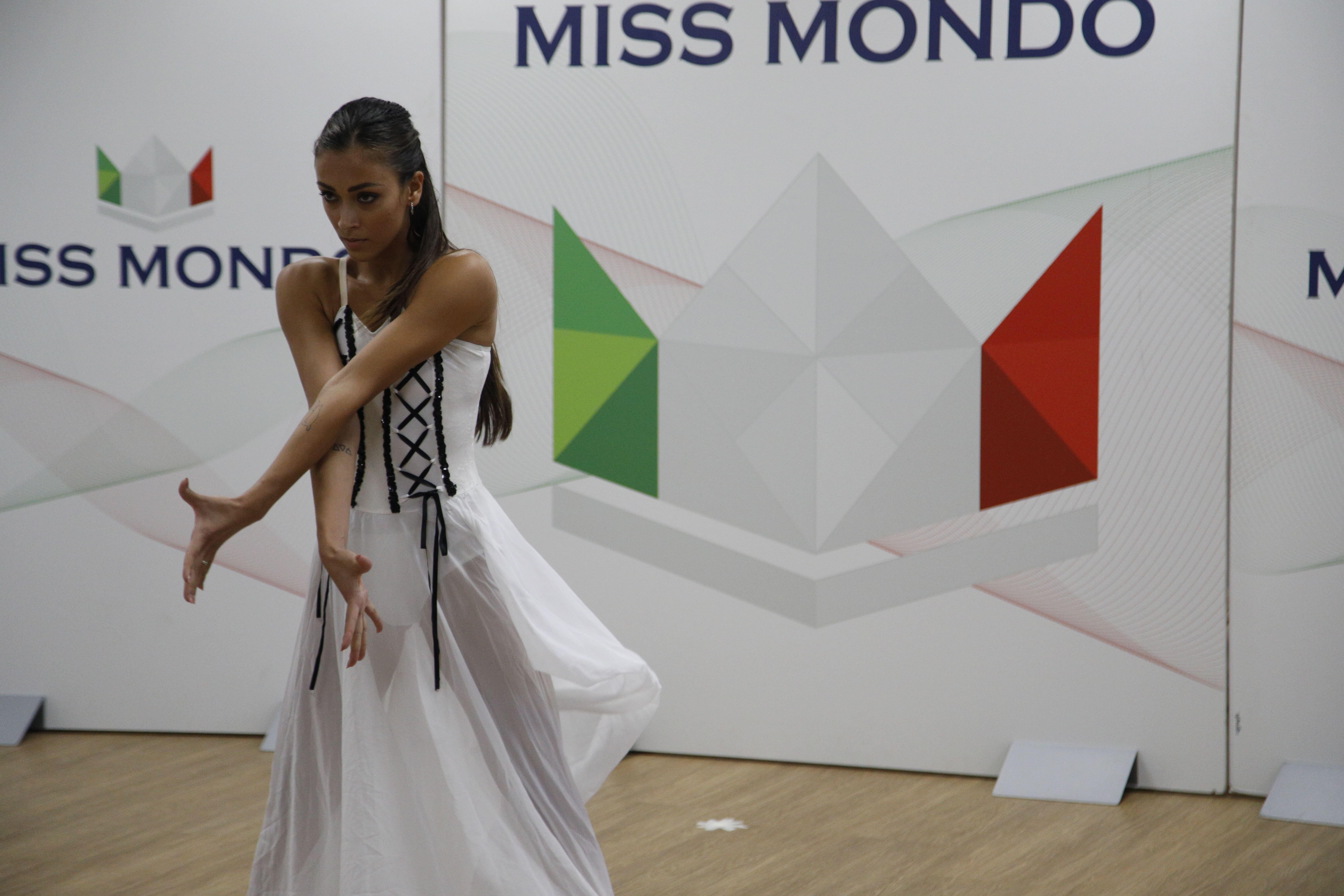 Finale nazione Miss Mondo Italia 2021 Audizione Talent 1 - 5
