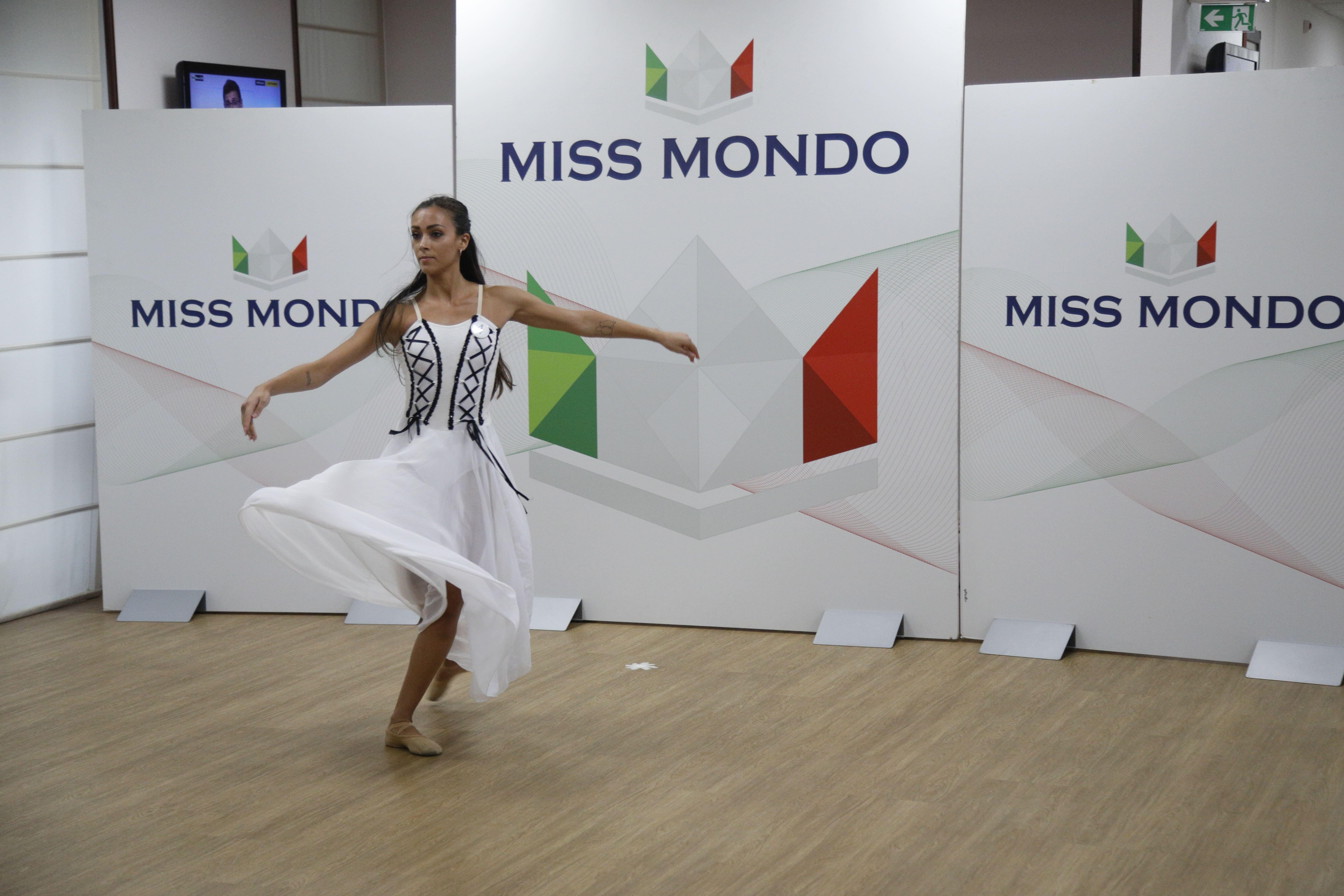 Finale nazione Miss Mondo Italia 2021 Audizione Talent 1 - 6