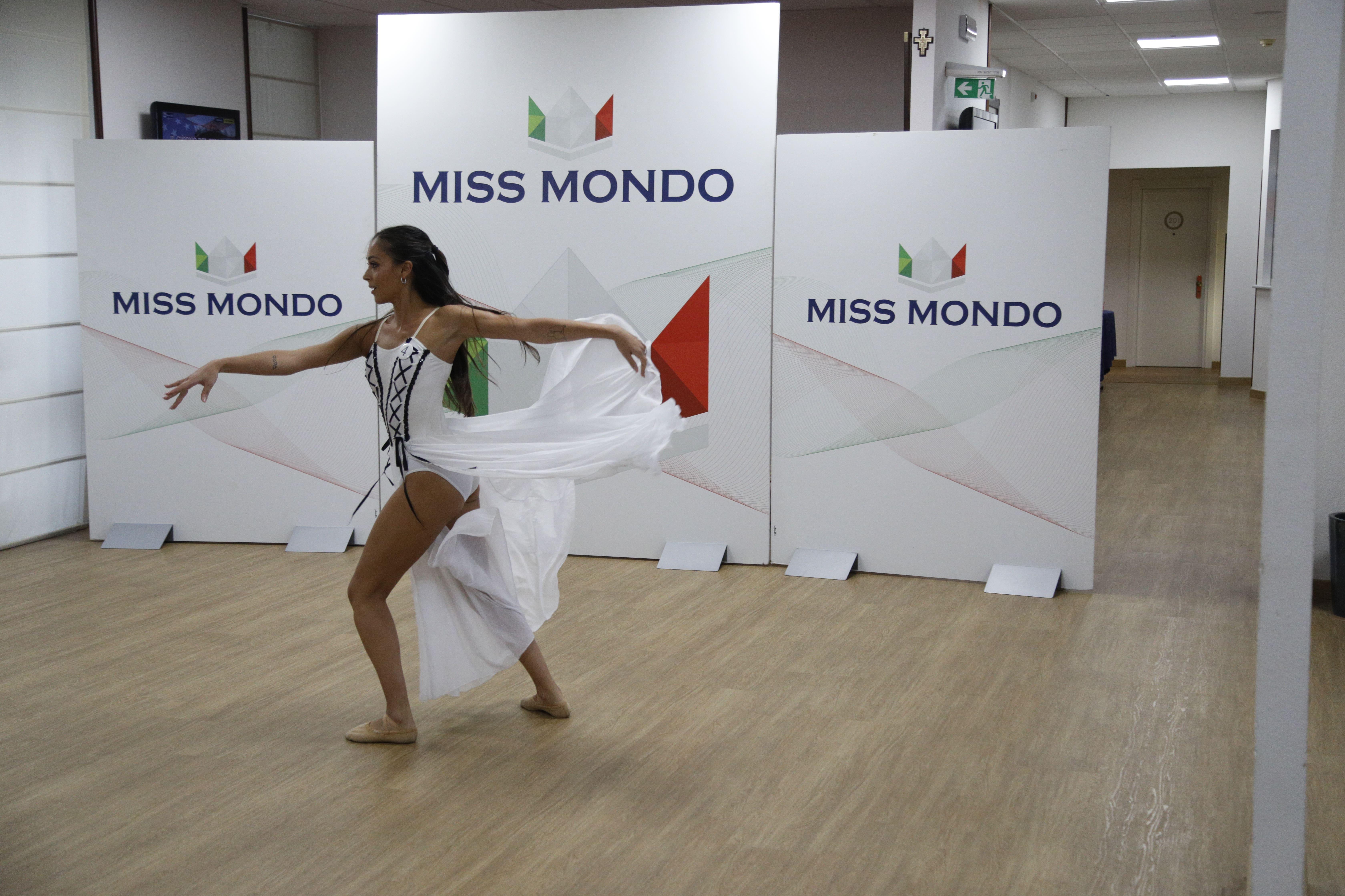 Finale nazione Miss Mondo Italia 2021 Audizione Talent 1 - 7
