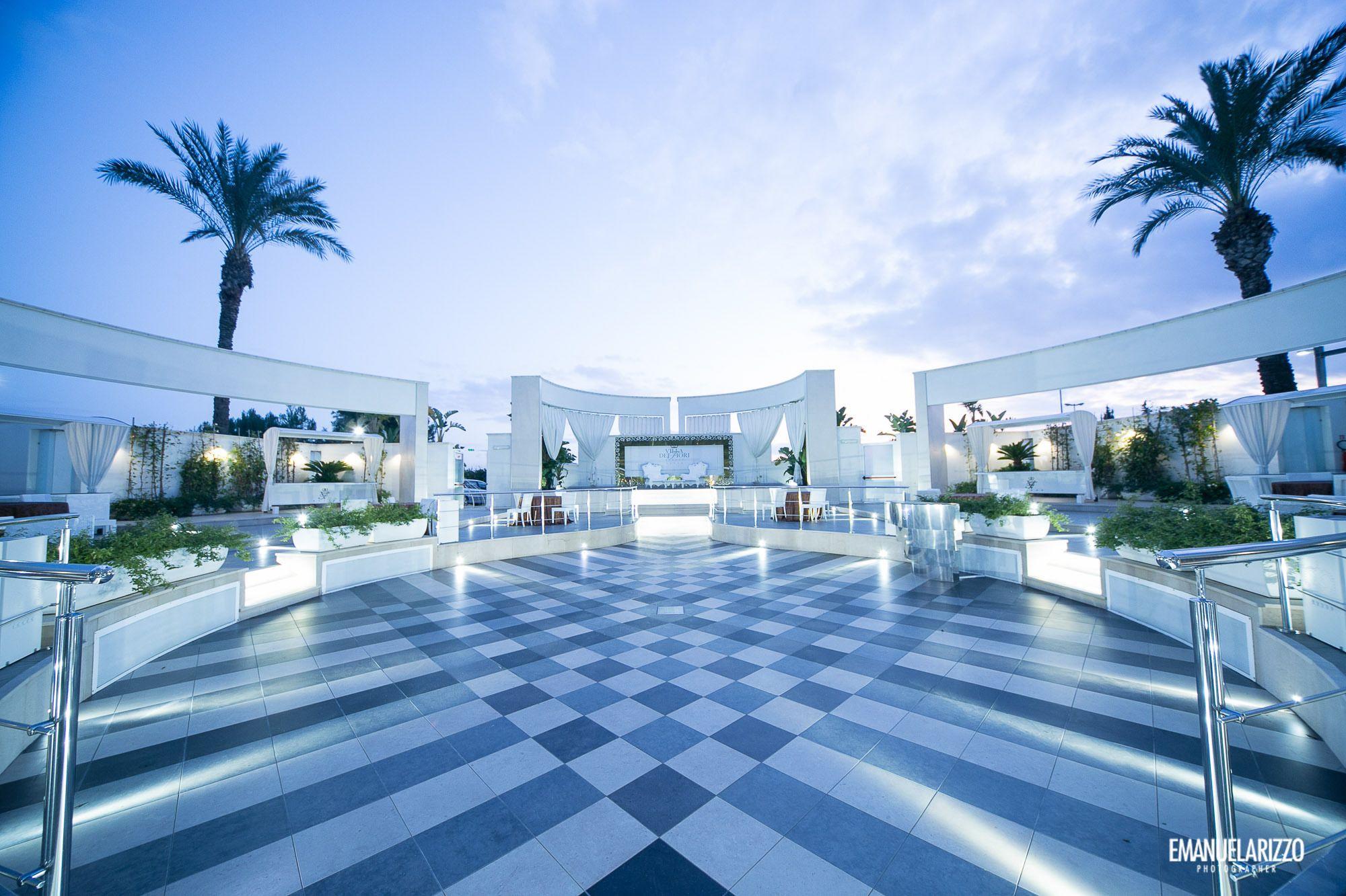 Teatro delle Feste - Villa dei Fiori