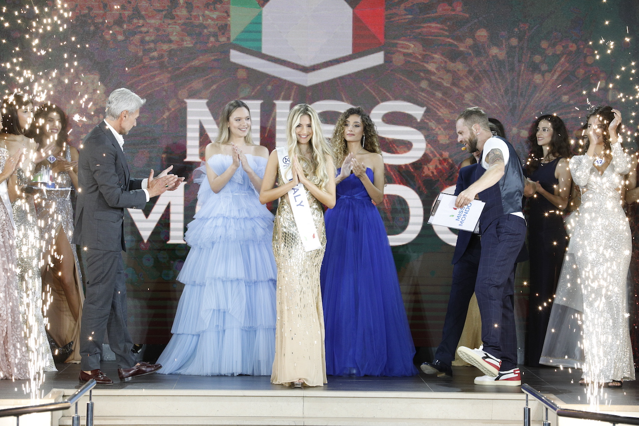 Finale nazione Miss Mondo Italia 2021 Audizione Talent 4 - 1