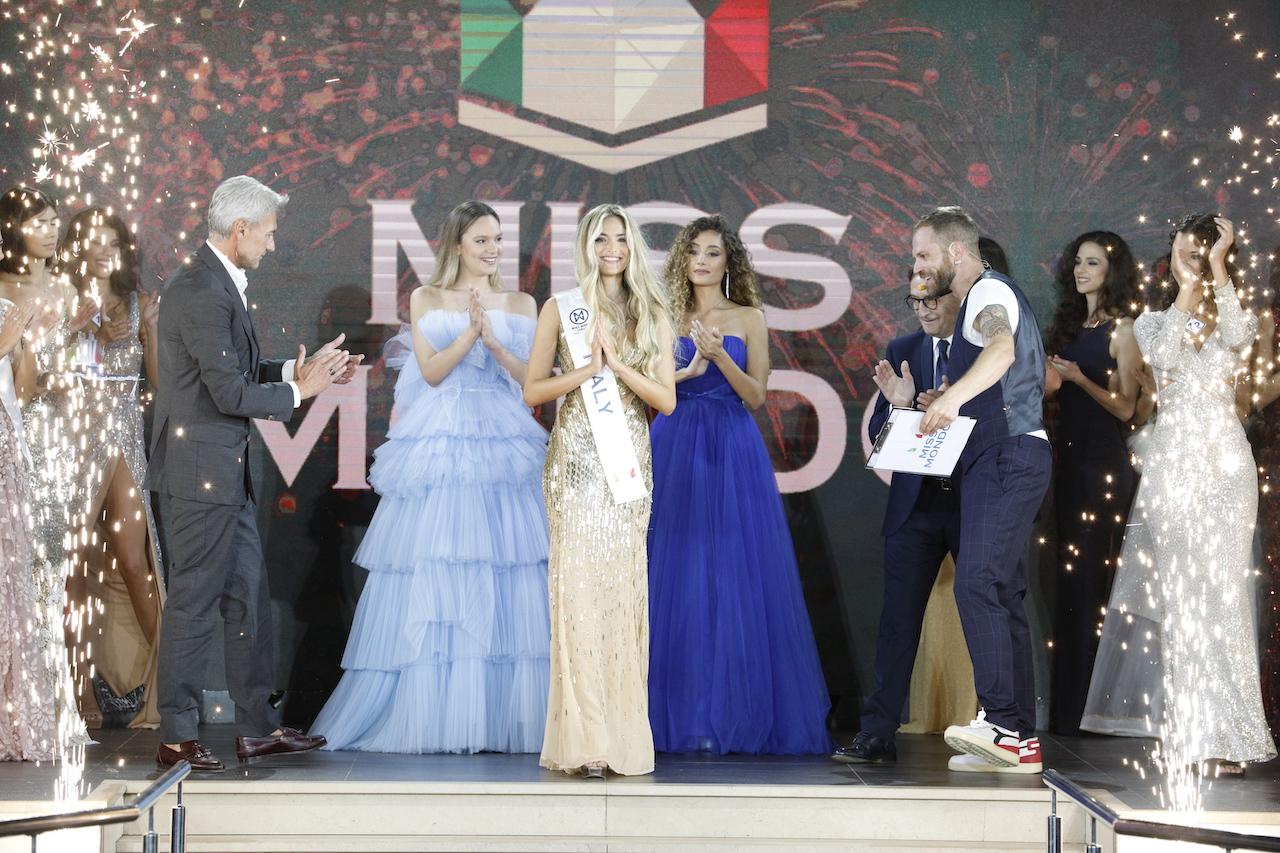 Finale nazione Miss Mondo Italia 2021 Audizione Talent 4- 3